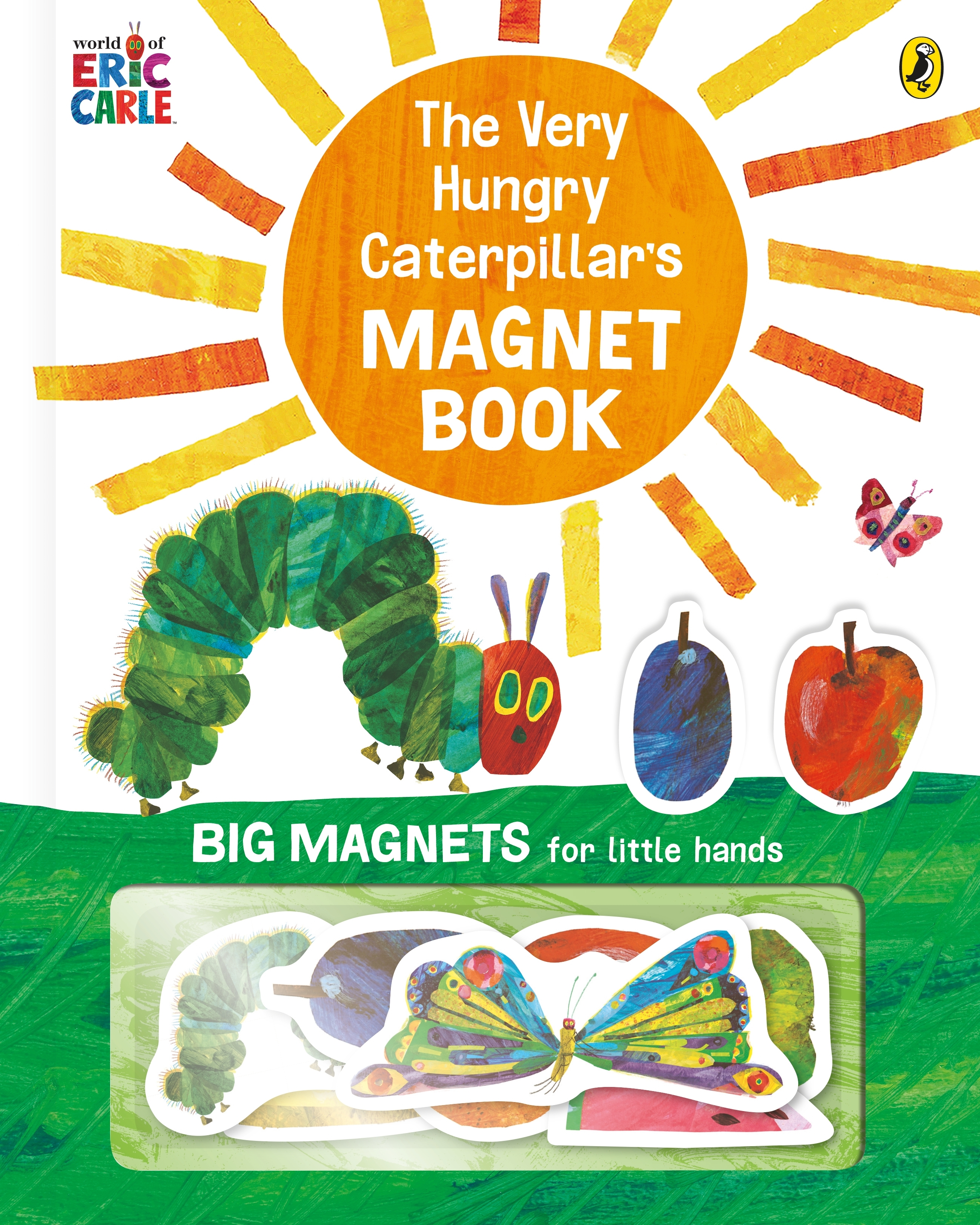 The Very Hungry Caterpillar's Magnet Book