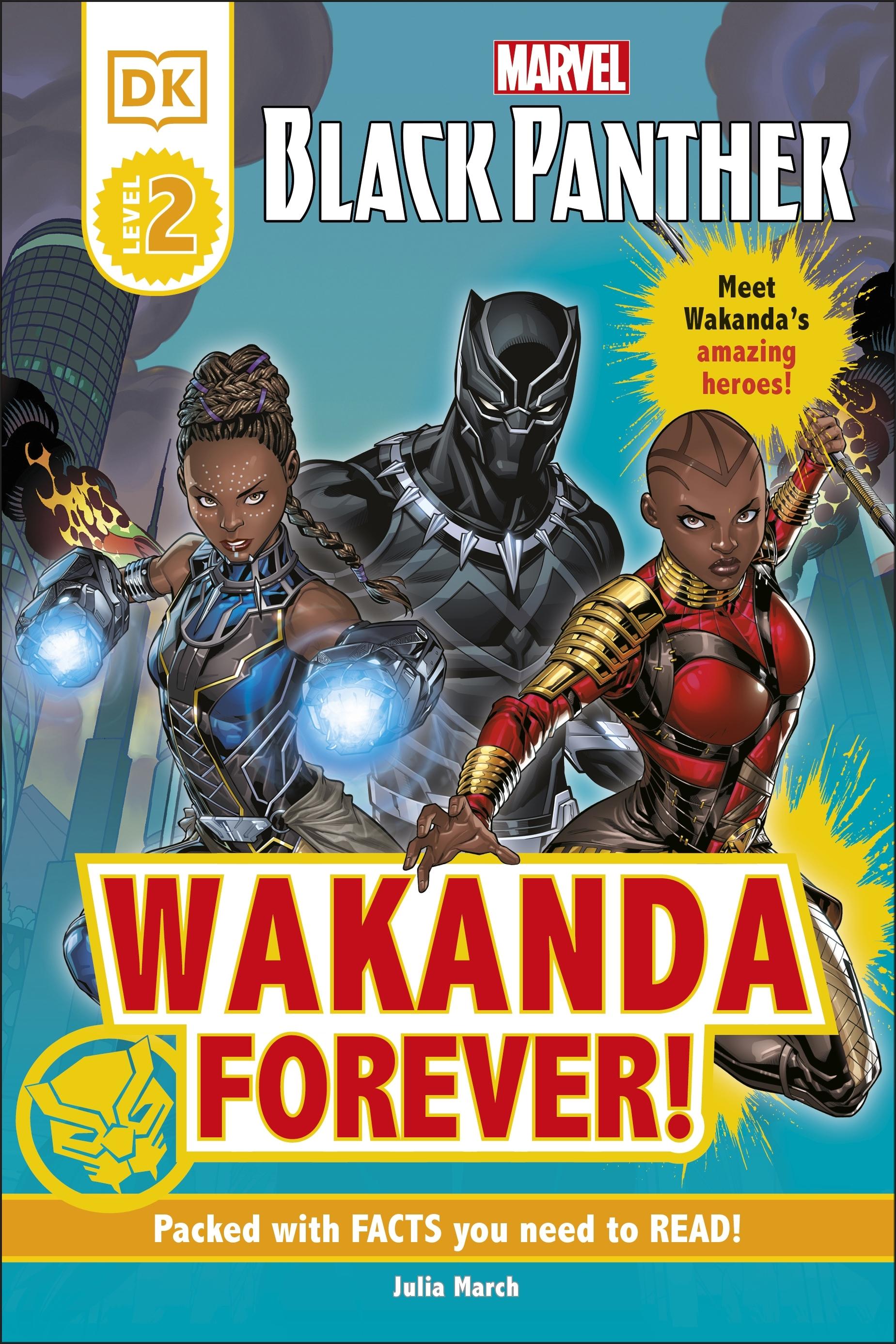 Marvel Black Panther Wakanda Forever! - Penguin Books Australia