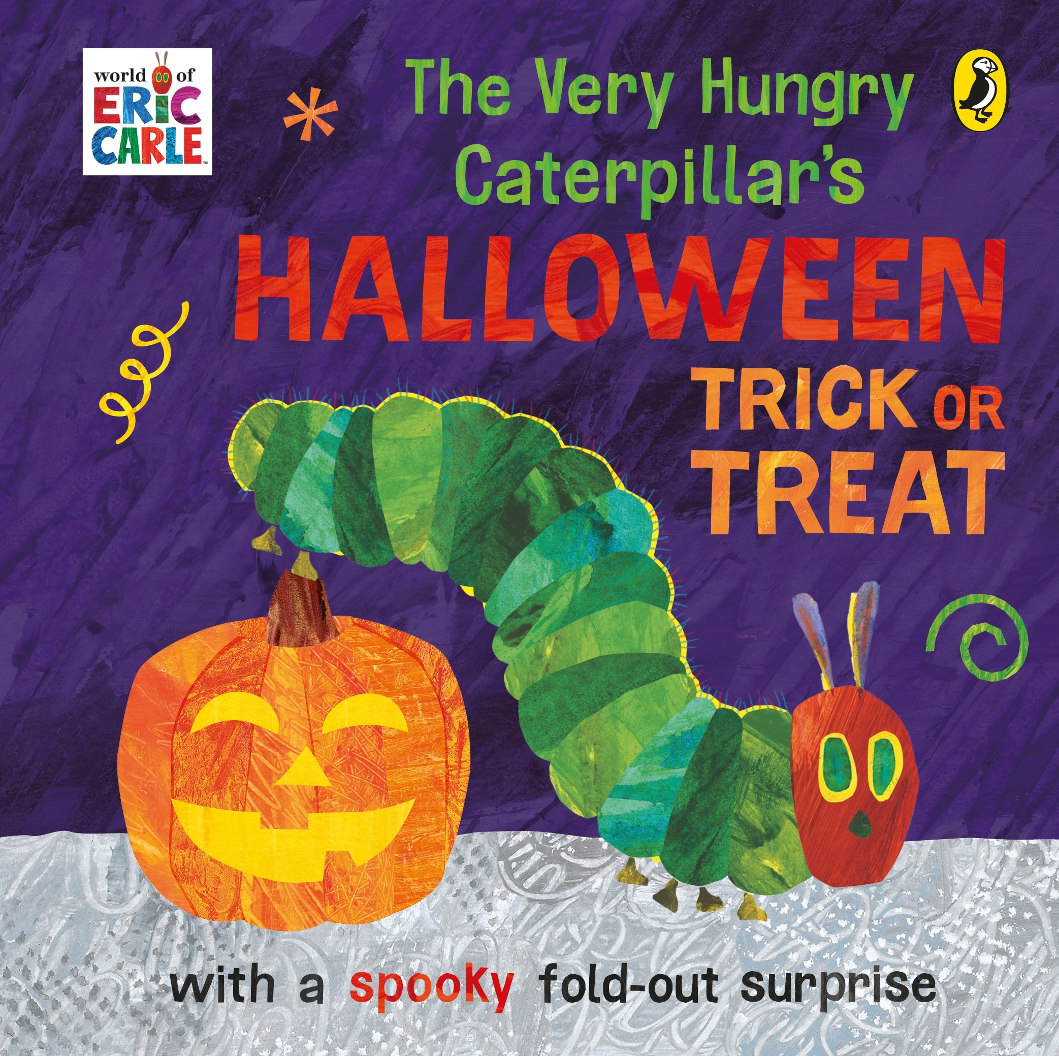 The Very Hungry Caterpillar's Halloween Trick or Treat
