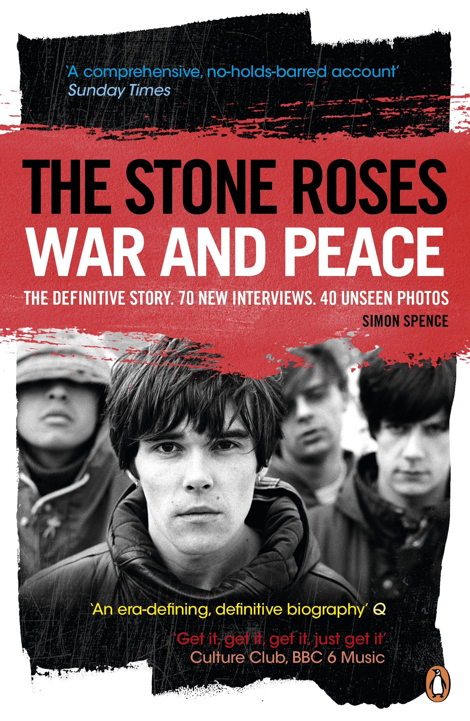 the stone roses spence simon