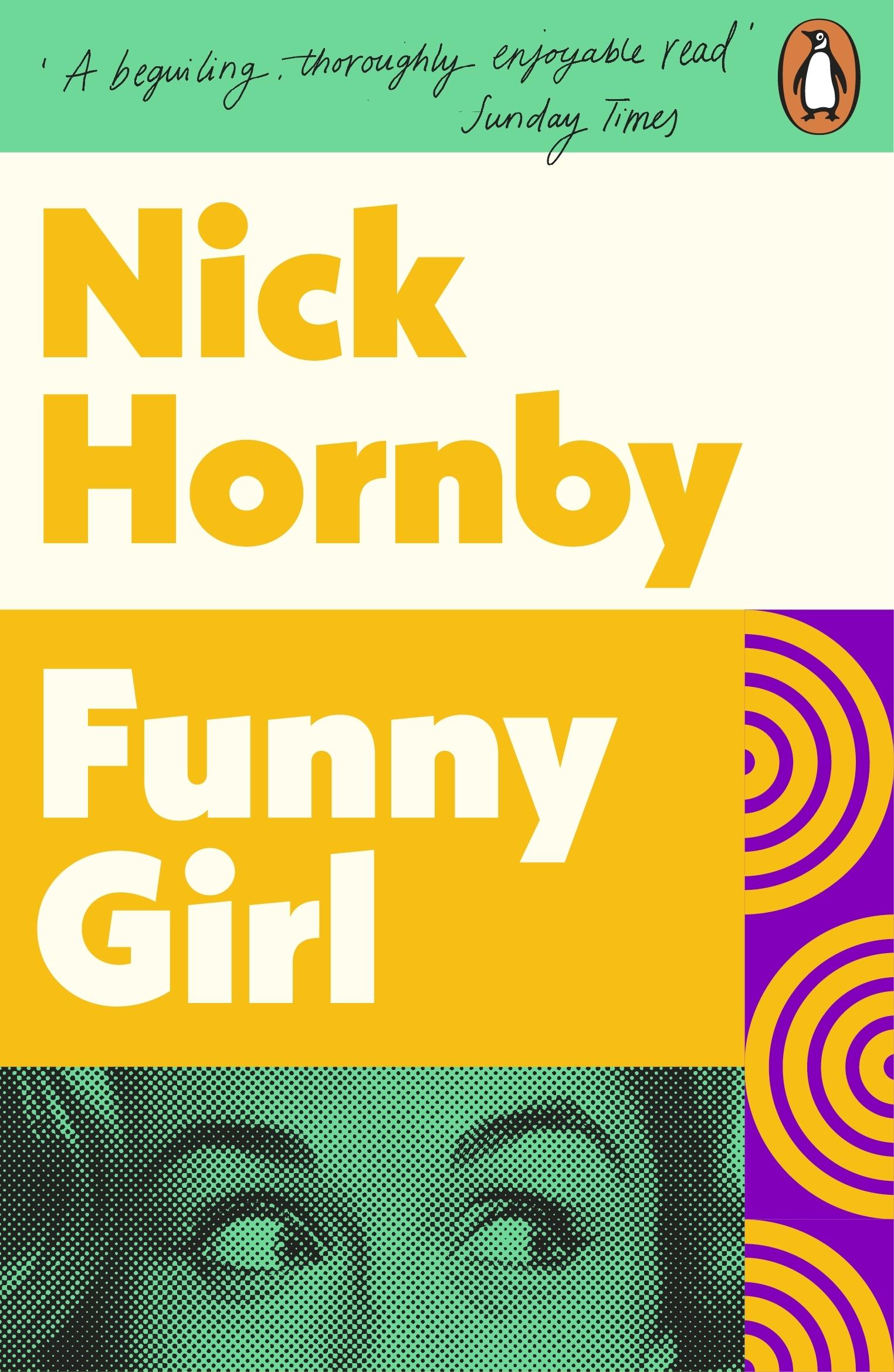 Funny Girl by Nick Hornby - Penguin Books Australia