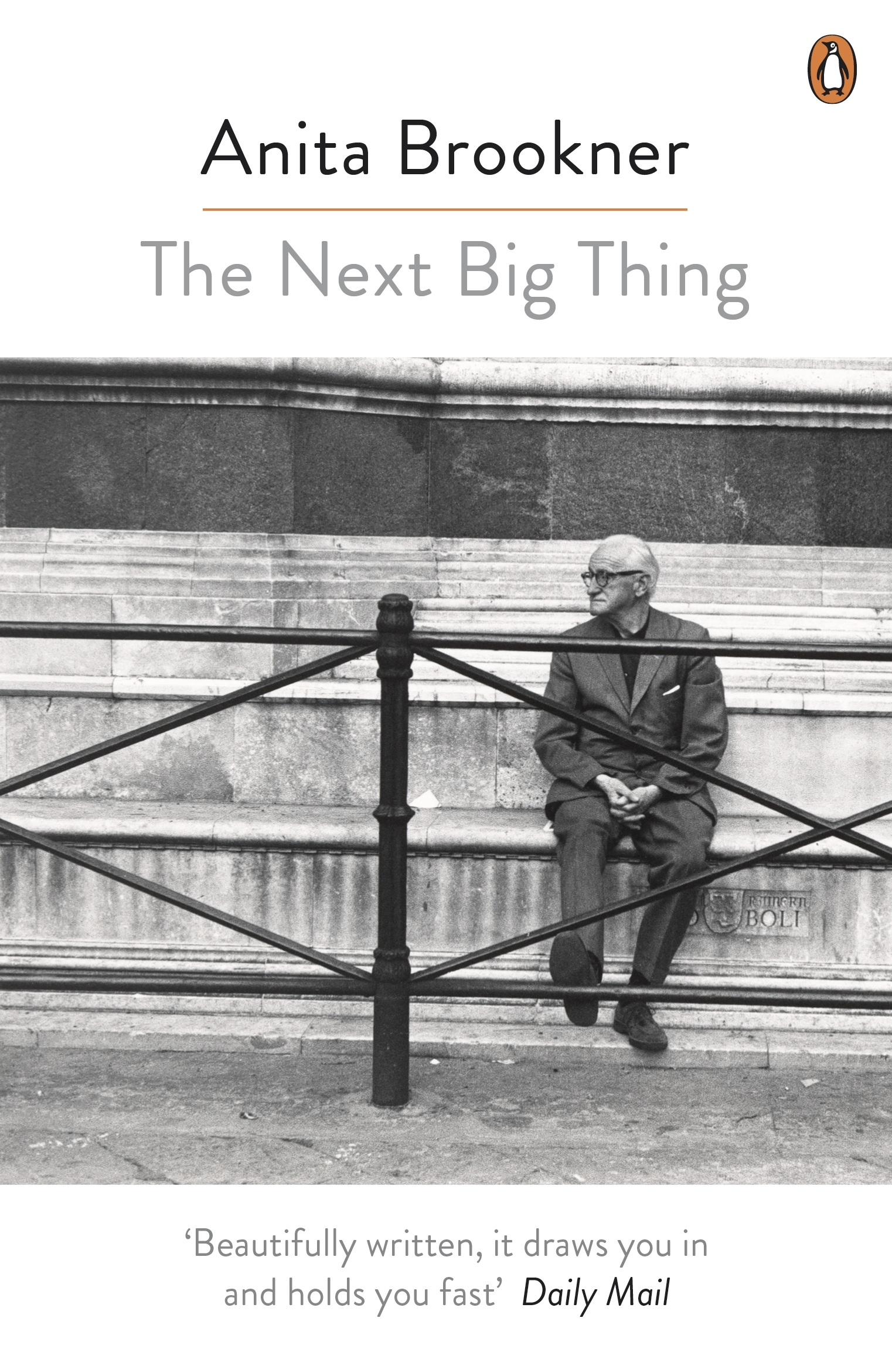 a book analysis of the next big thing by anita brookner Complete order of anita brookner books in publication order and chronological order bookseriesinordercom  the next big thing (2002) hardcover paperback kindle: the rules of engagement  writing about her experiences gave her a sense of control it was not only an exercise but also self-analysis in hotel de lac, one of the characters.