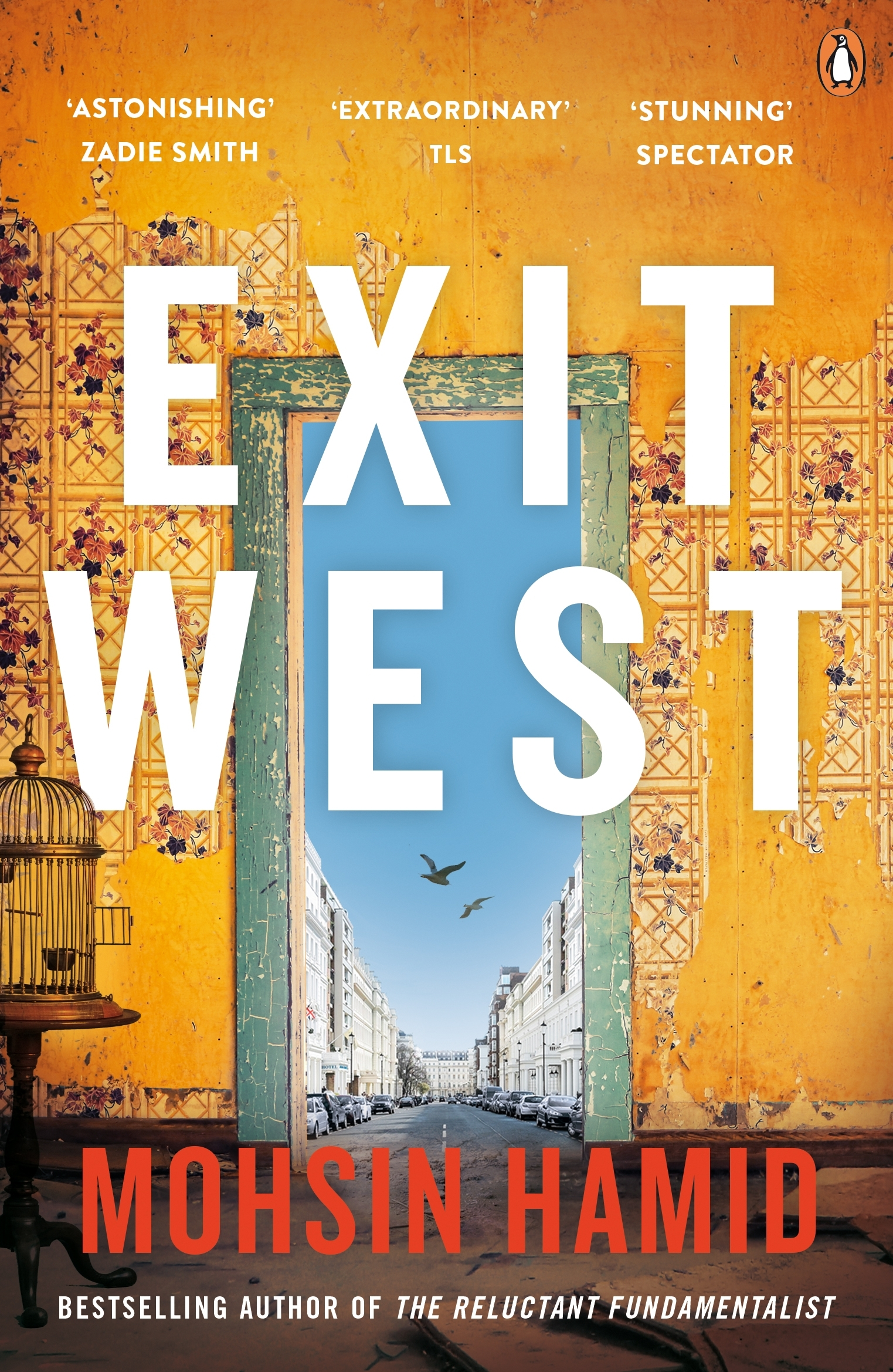 Exit West By Mohsin Hamid Penguin Books Australia