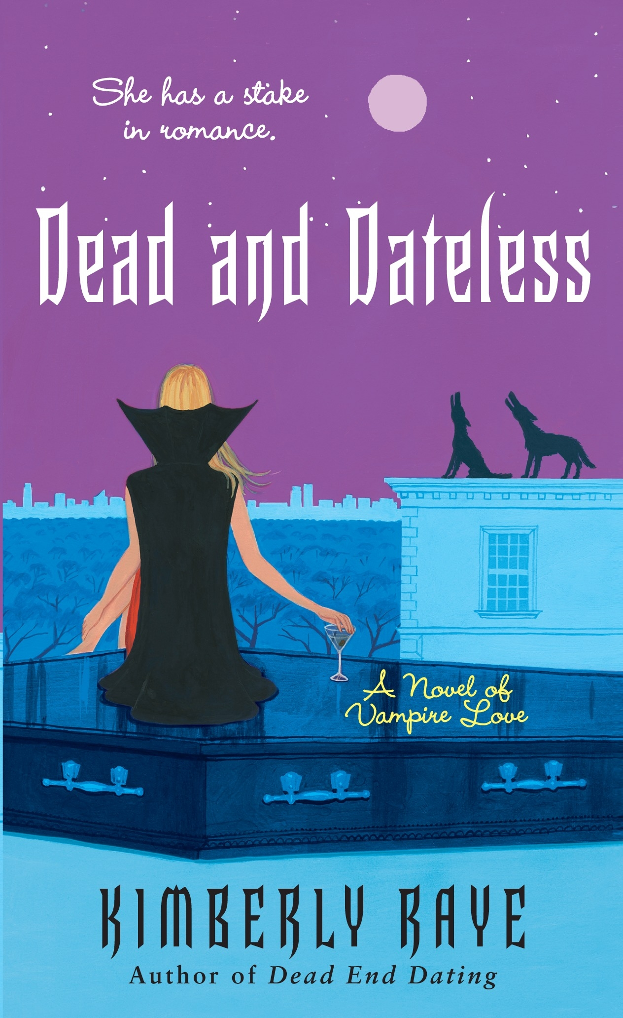 Dead And Dateless by Kimberly Raye - Penguin Books Australia
