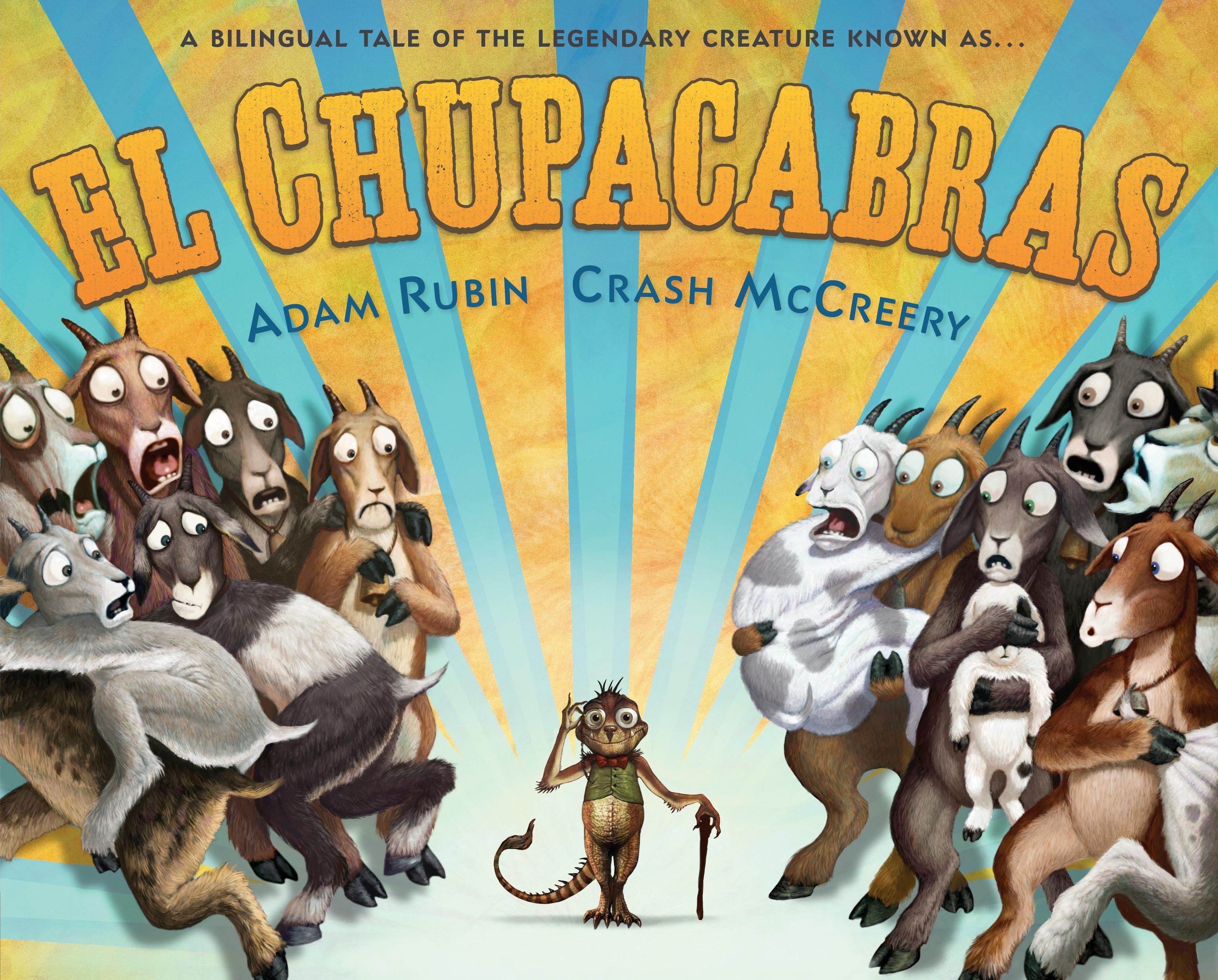 Amazon.com: Chupacabra (Monsters (Kidhaven Press ... |Chupacabra Book