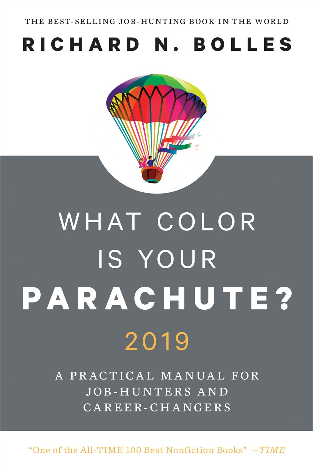What Color Is Your Parachute? 2019 by Richard N. Bolles - Penguin ...