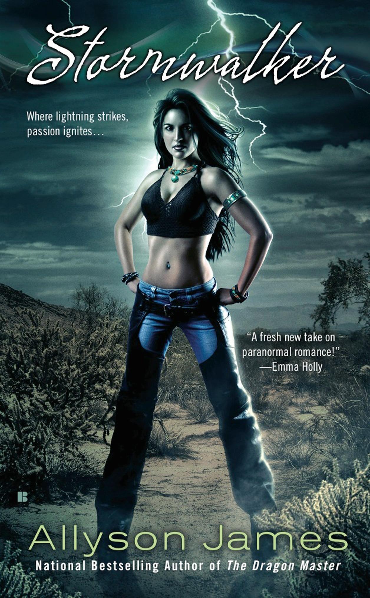 Stormwalker by Allyson James - Penguin Books Australia