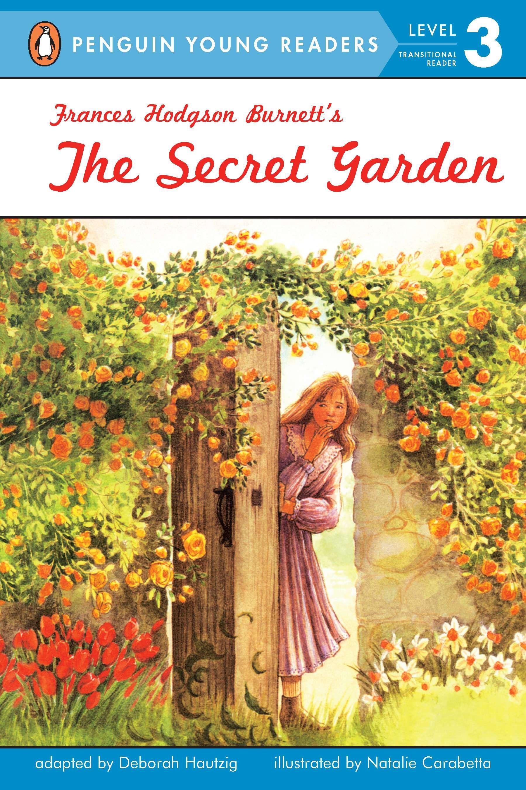 The Secret Garden By Deborah Hautzig Penguin Books Australia