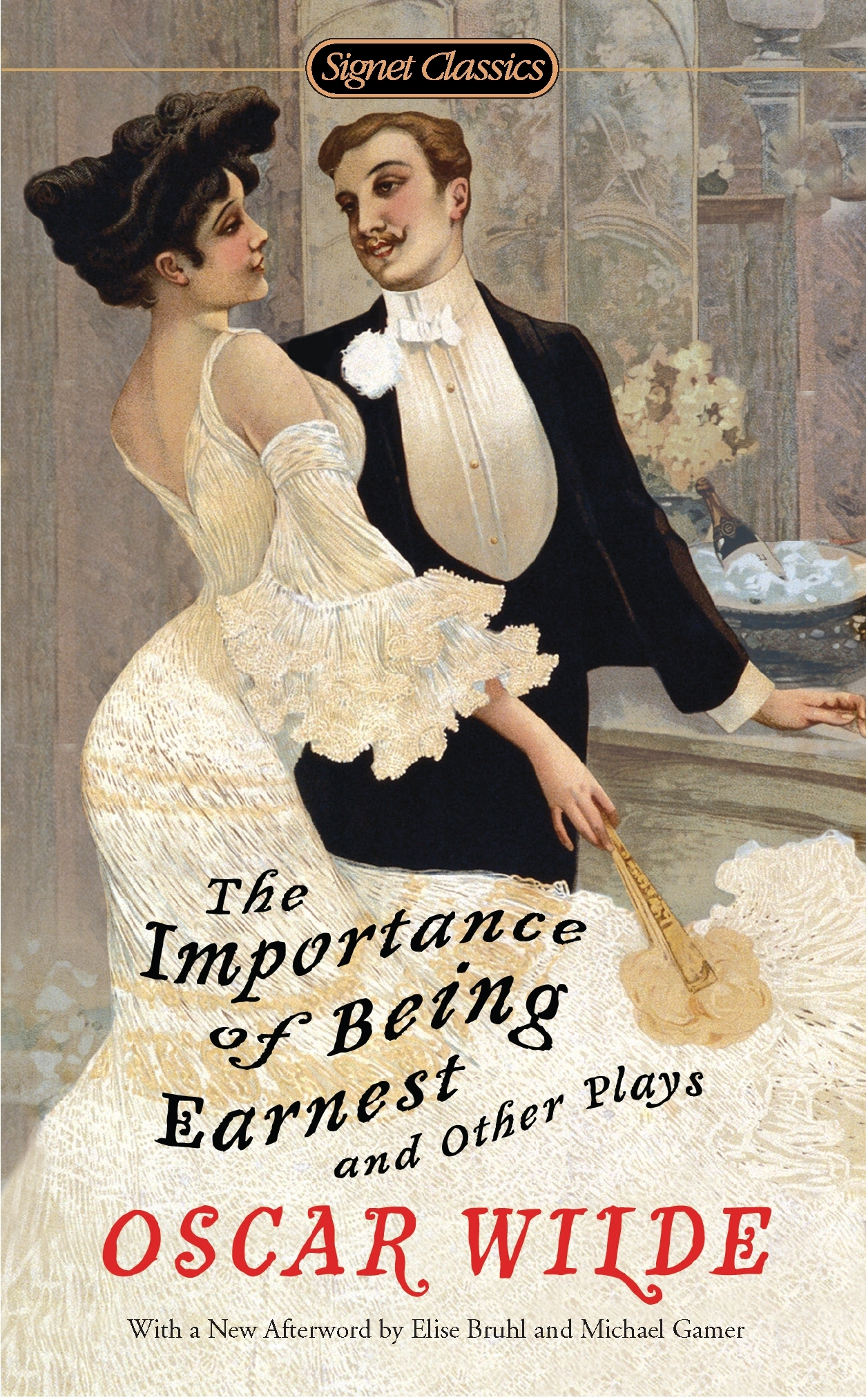 the importance of being earnest by oscar wilde penguin books new  hi res cover the importance of being earnest