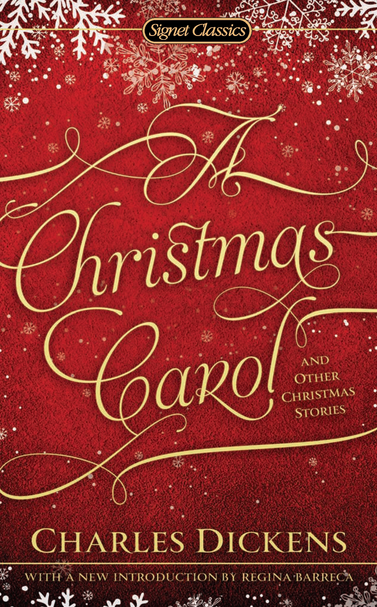 A Christmas Carol and Other Christmas Stories by Charles Dickens ...