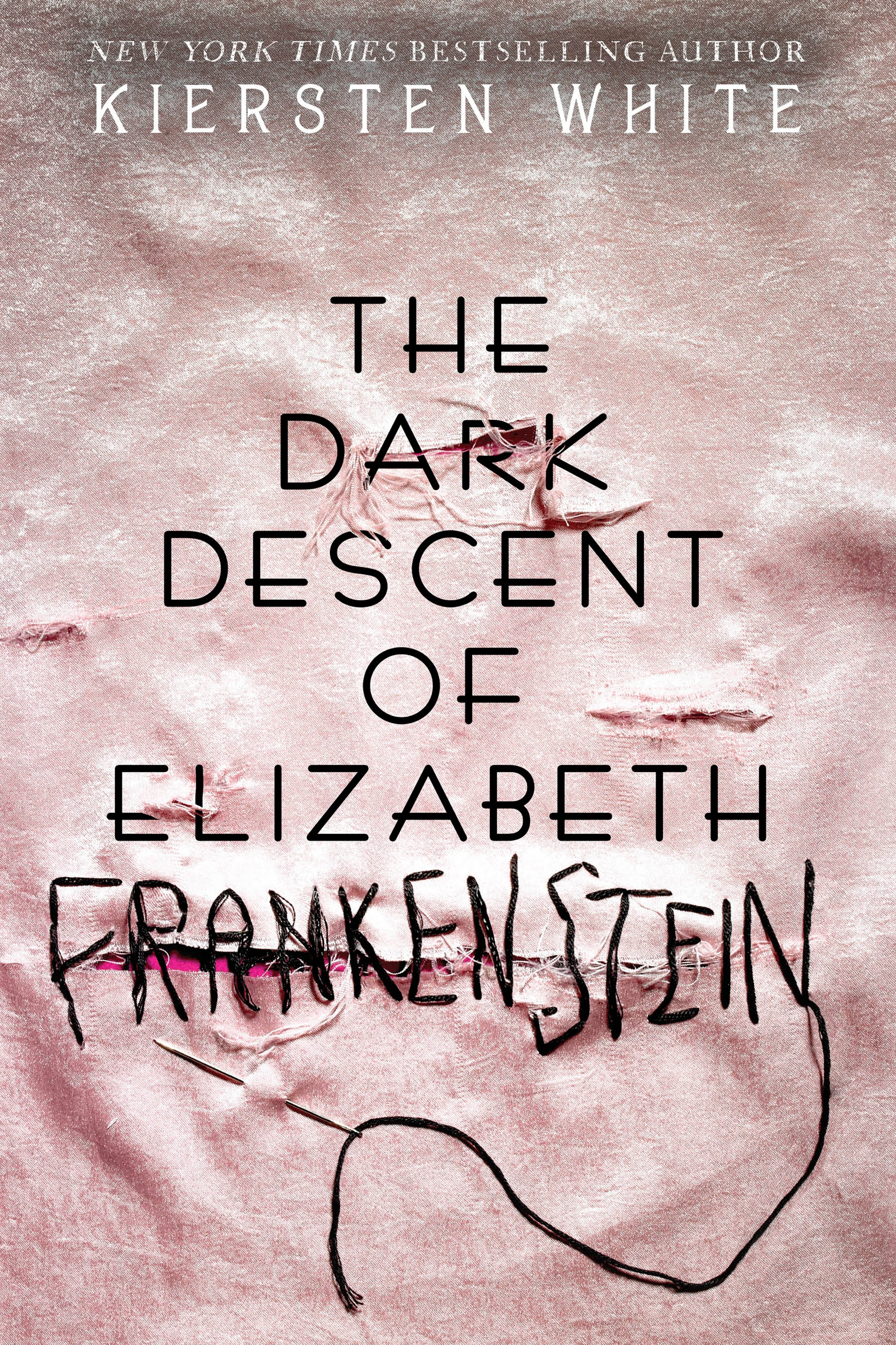 Image result for The Dark Descent of Elizabeth Frankenstein book cover