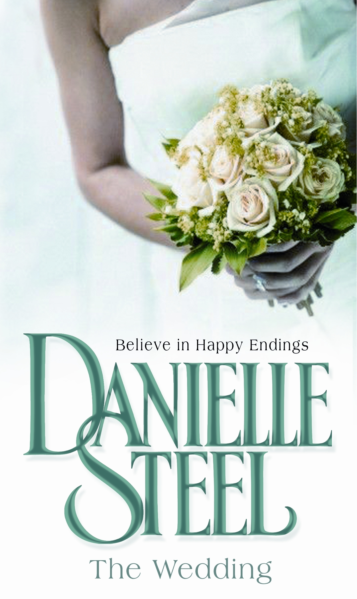 The wedding by danielle steel - Hi Res Cover The Wedding