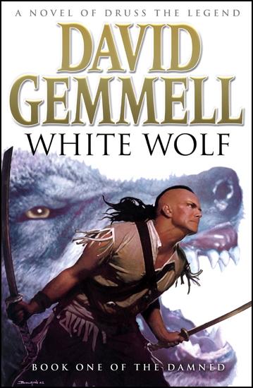 David Gemmell Book Cover Art : White wolf by david gemmell penguin books australia