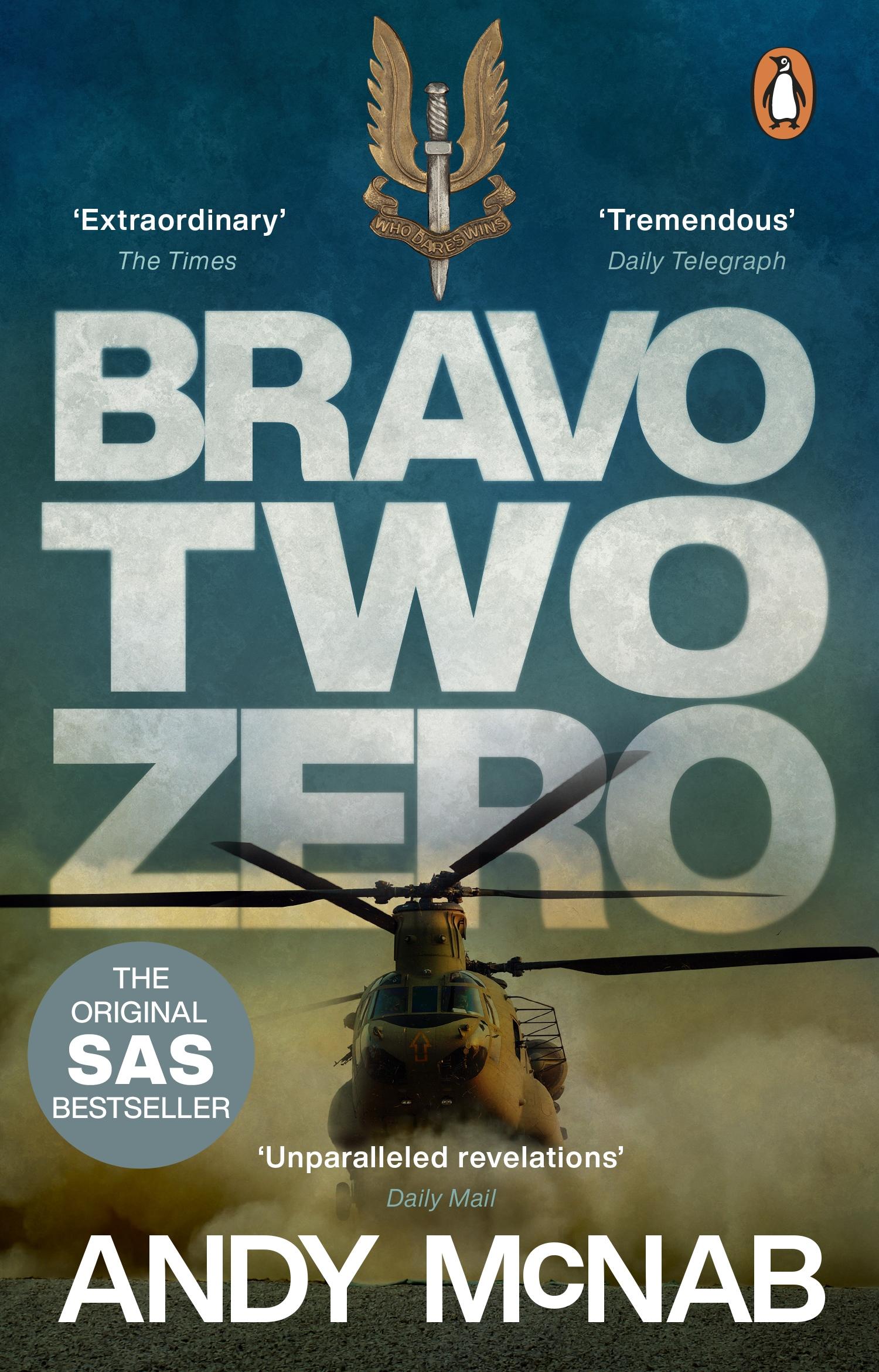 Ebook Bravo Two Zero By Andy Mcnab