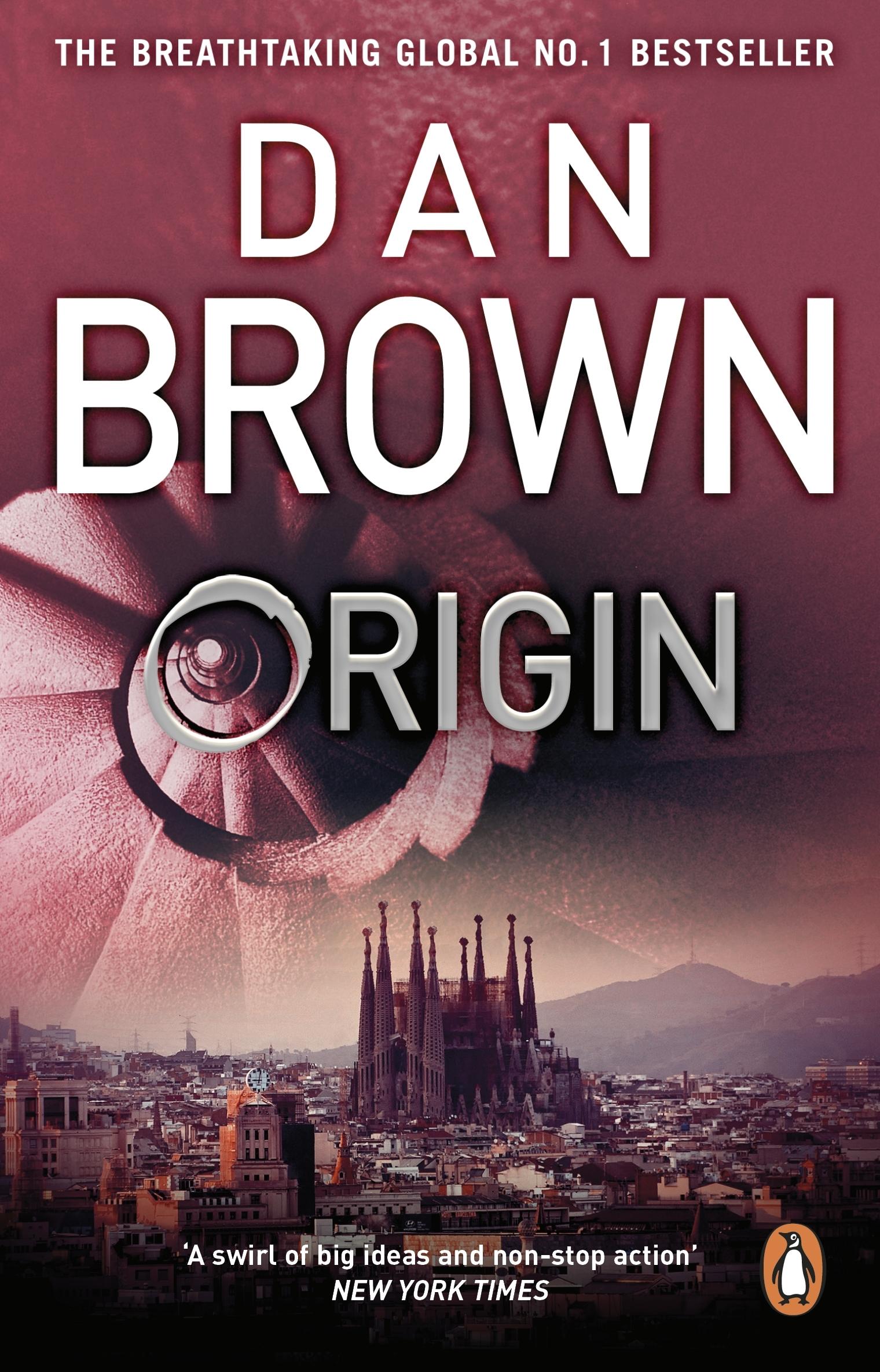 Origin By Dan Brown Penguin Books Australia