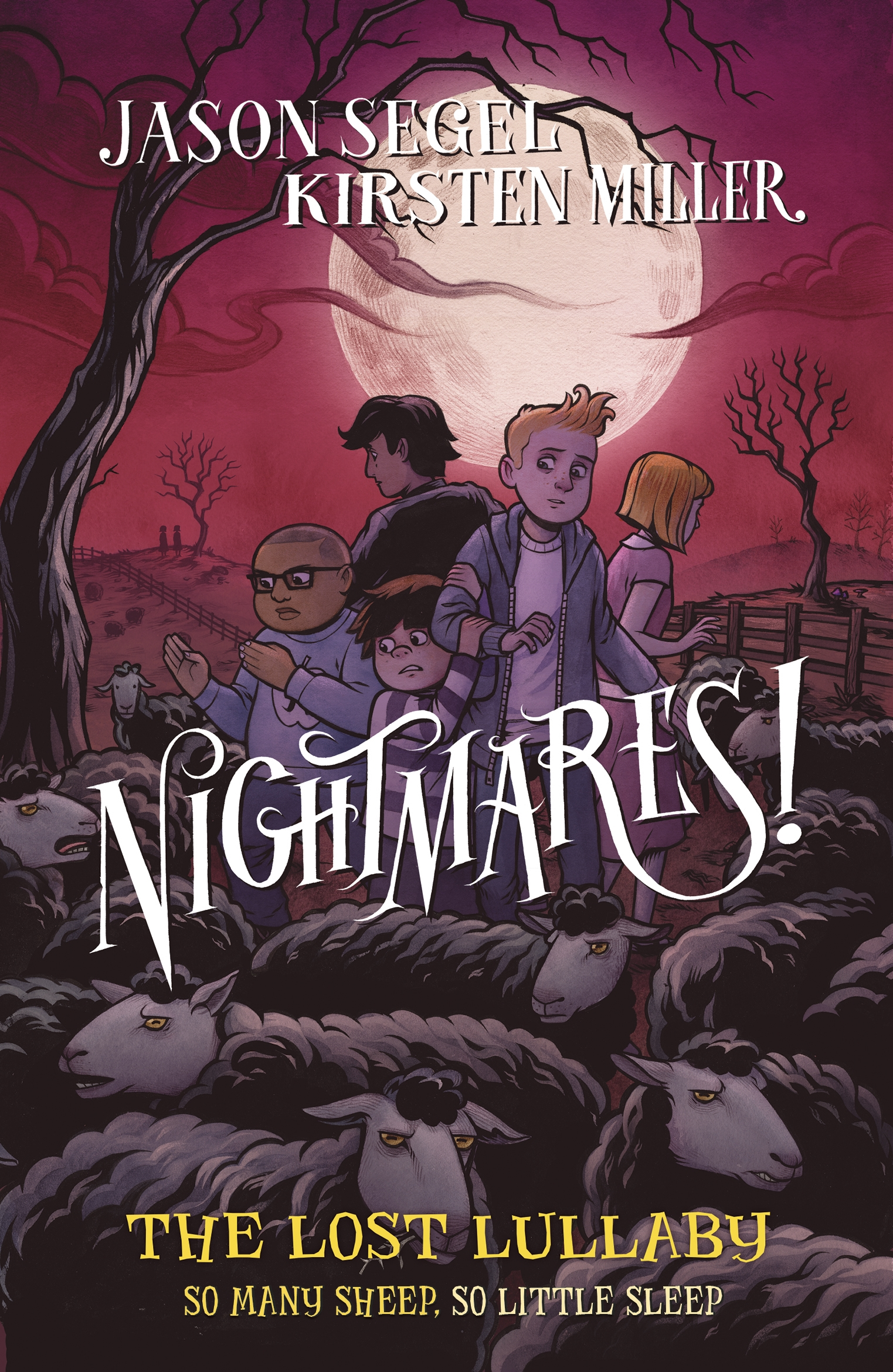 Nightmares! The Lost Lullaby PDF Free Download