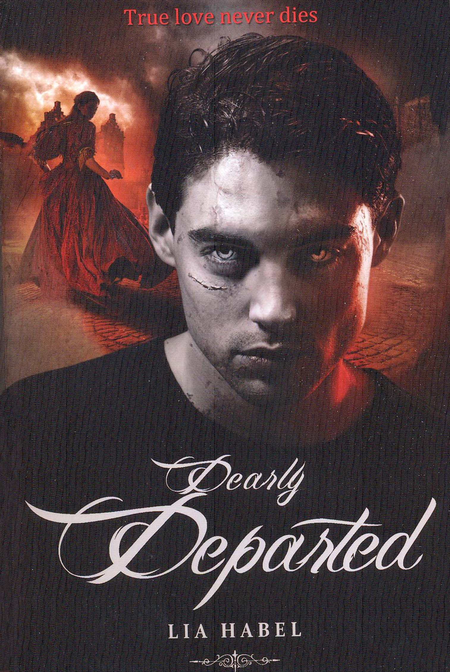 a literary analysis of dearly departed About lia habel lia habel was born it was only her love of literature that compelled her to pursue her ba in she wrote the first draft of dearly, departed.