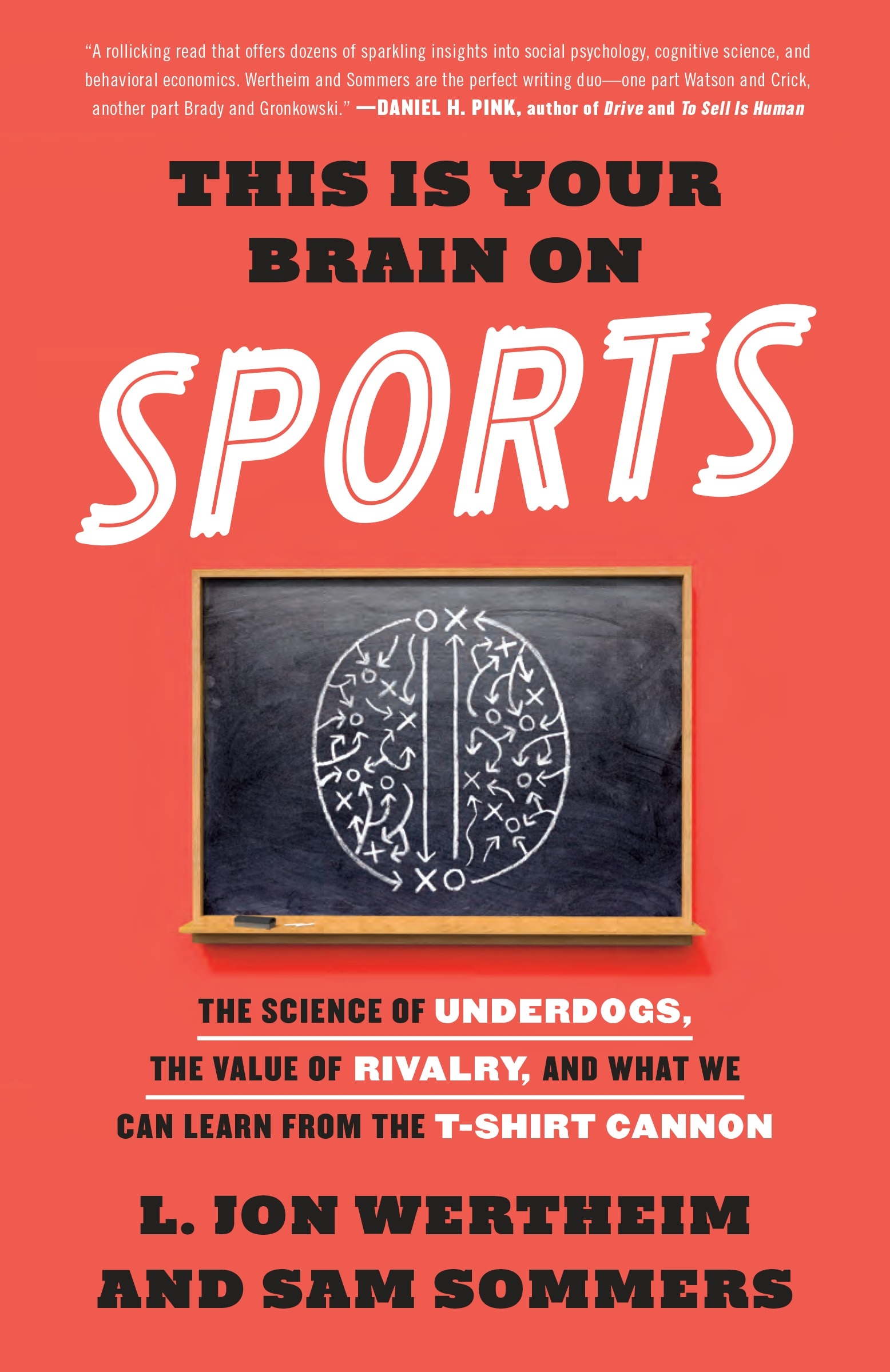 Penguin Book Cover T Shirts : This is your brain on sports by l jon wertheim penguin