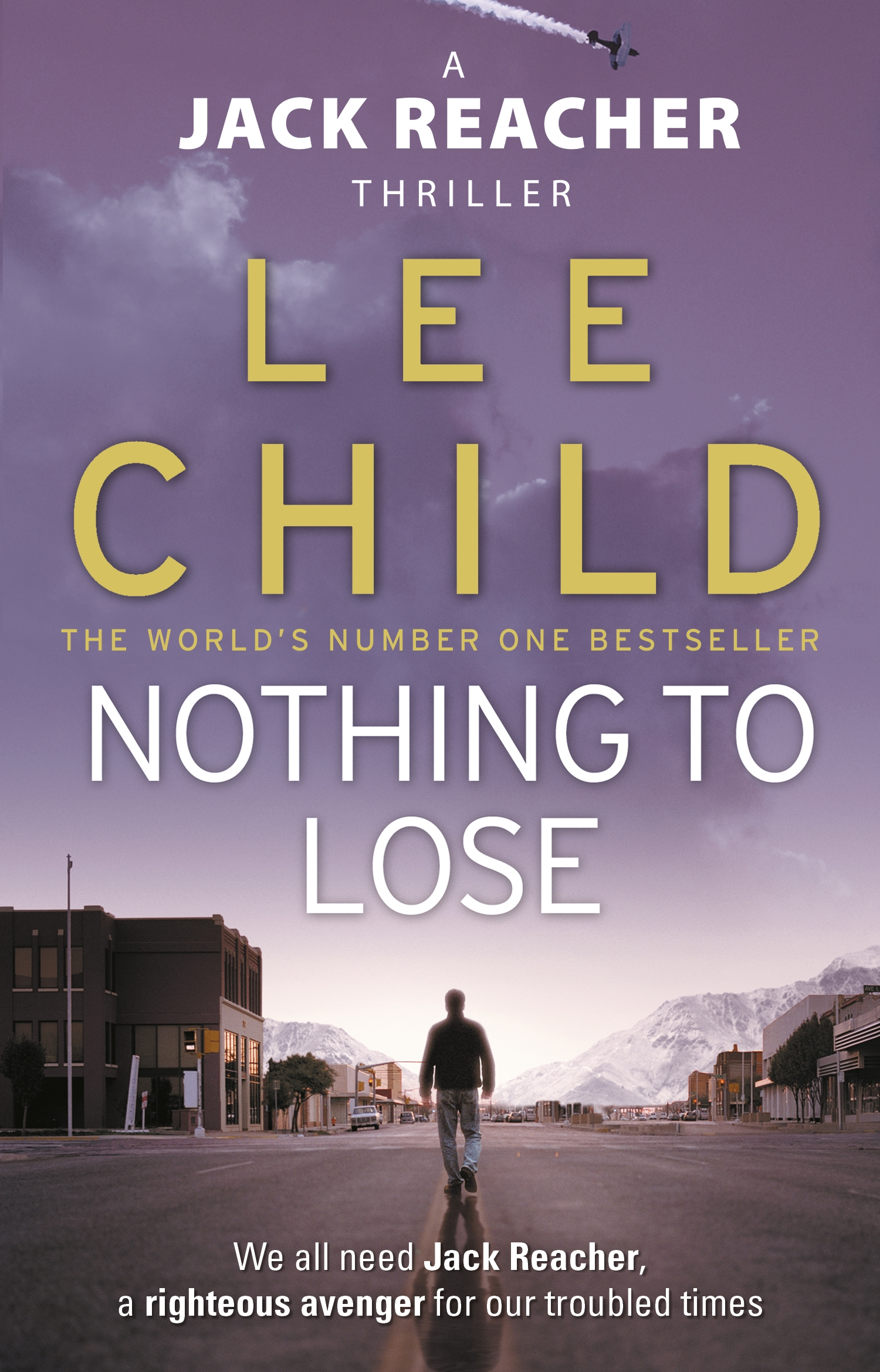 jack reacher nothing to lose pdf