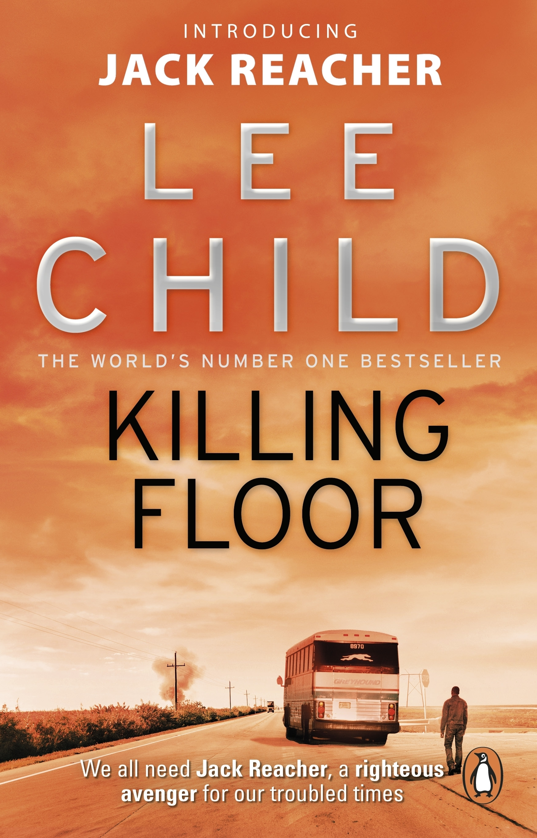 Image result for jack reacher killing floor