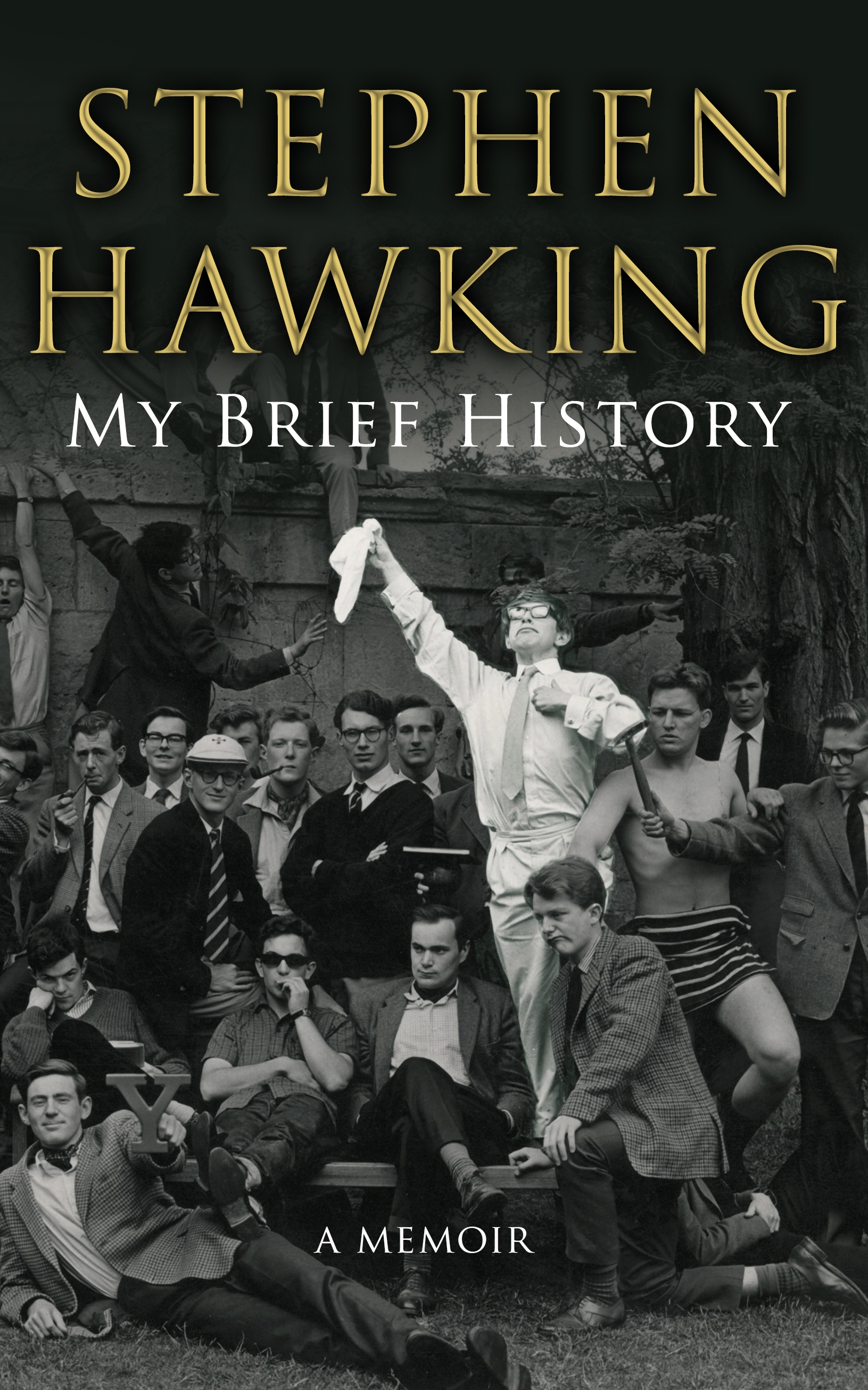 a biography of stephen hawking Stephen hawking, the english cosmologist and black hole maven, liked to say he  was born 300 years to the day after galileo died, and he died.