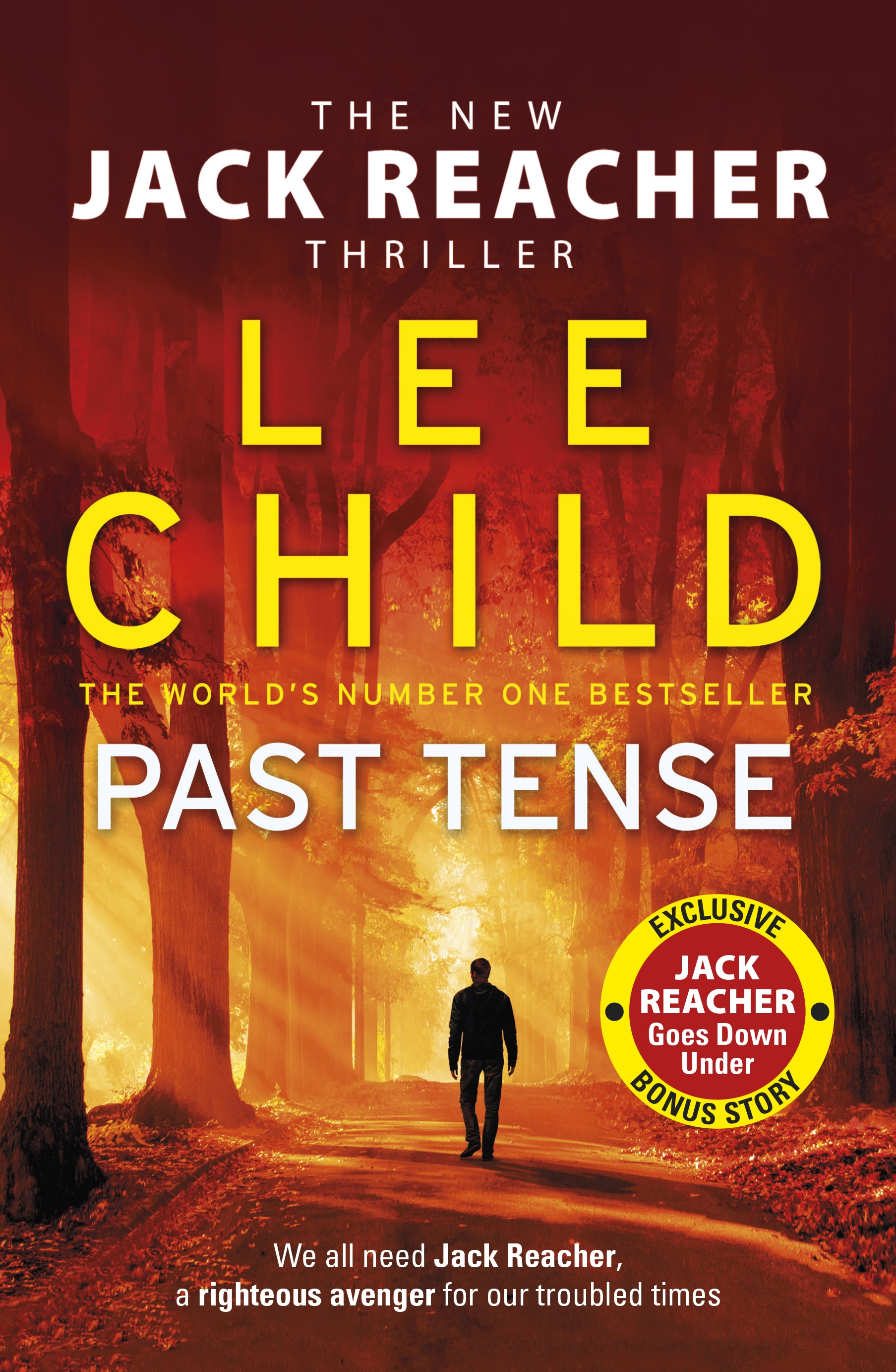Past Tense By Lee Child Penguin Books Australia