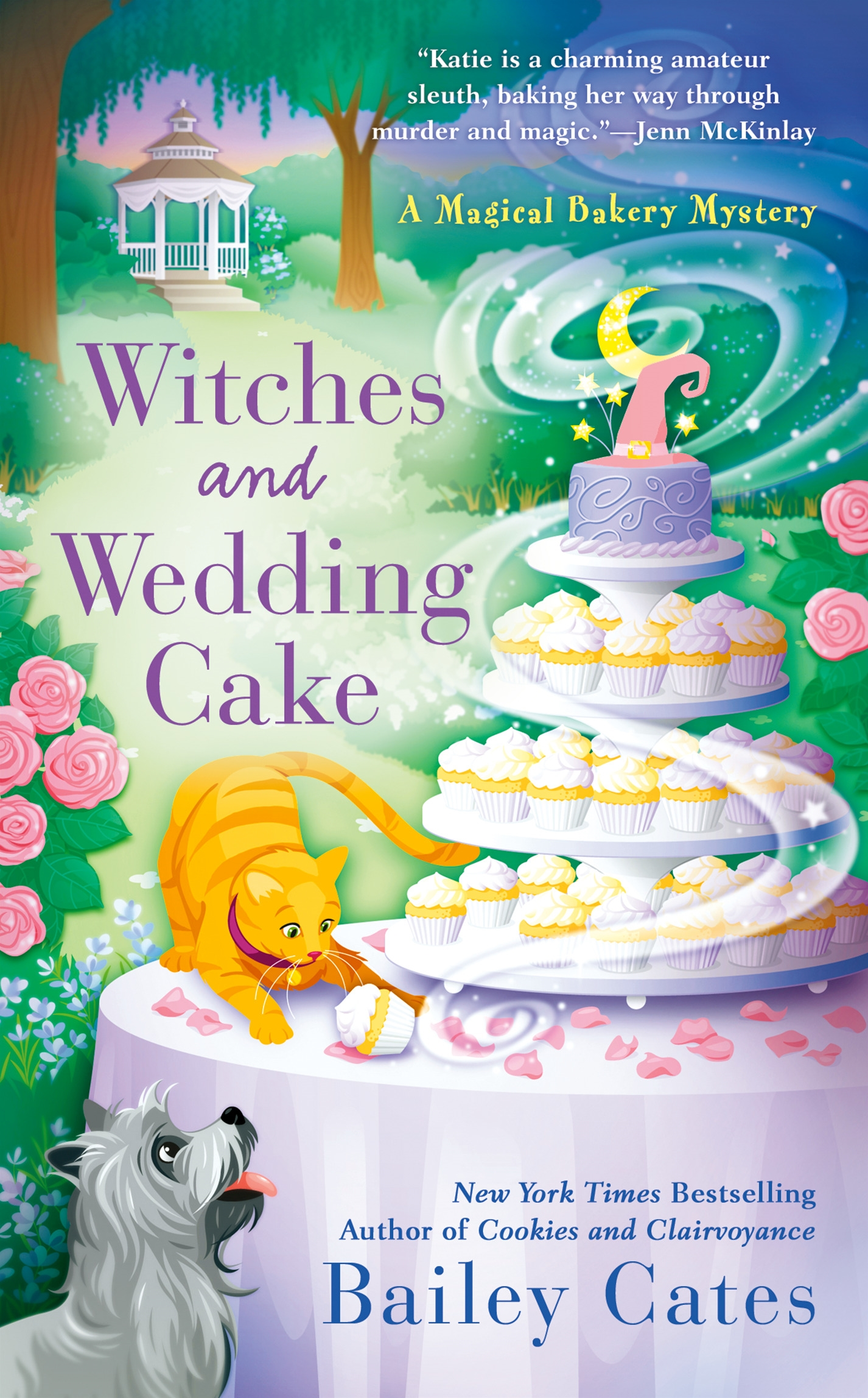 Witches And Wedding Cake By Bailey Cates Penguin Books Australia