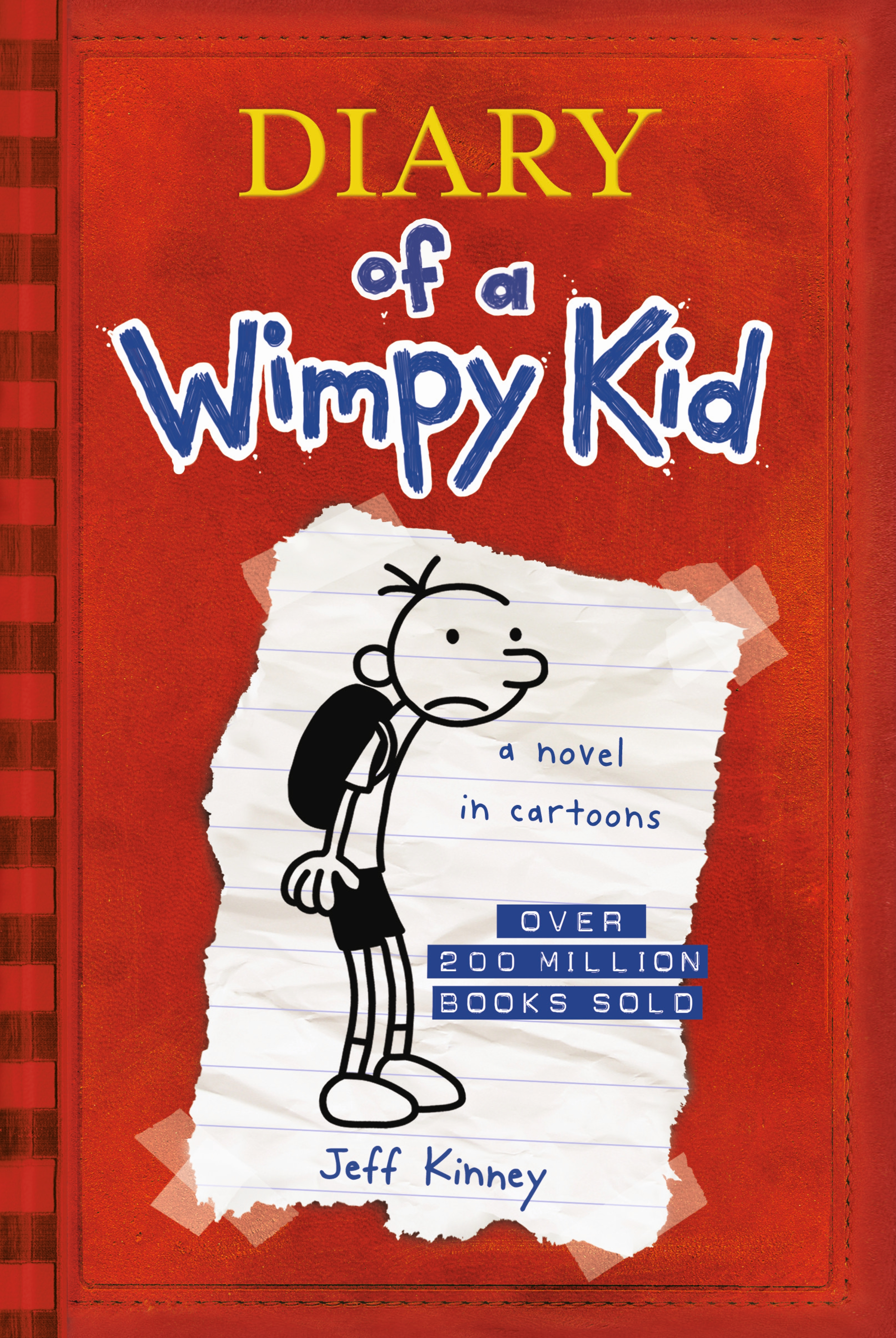 diary of a wimpy kid series books ebook