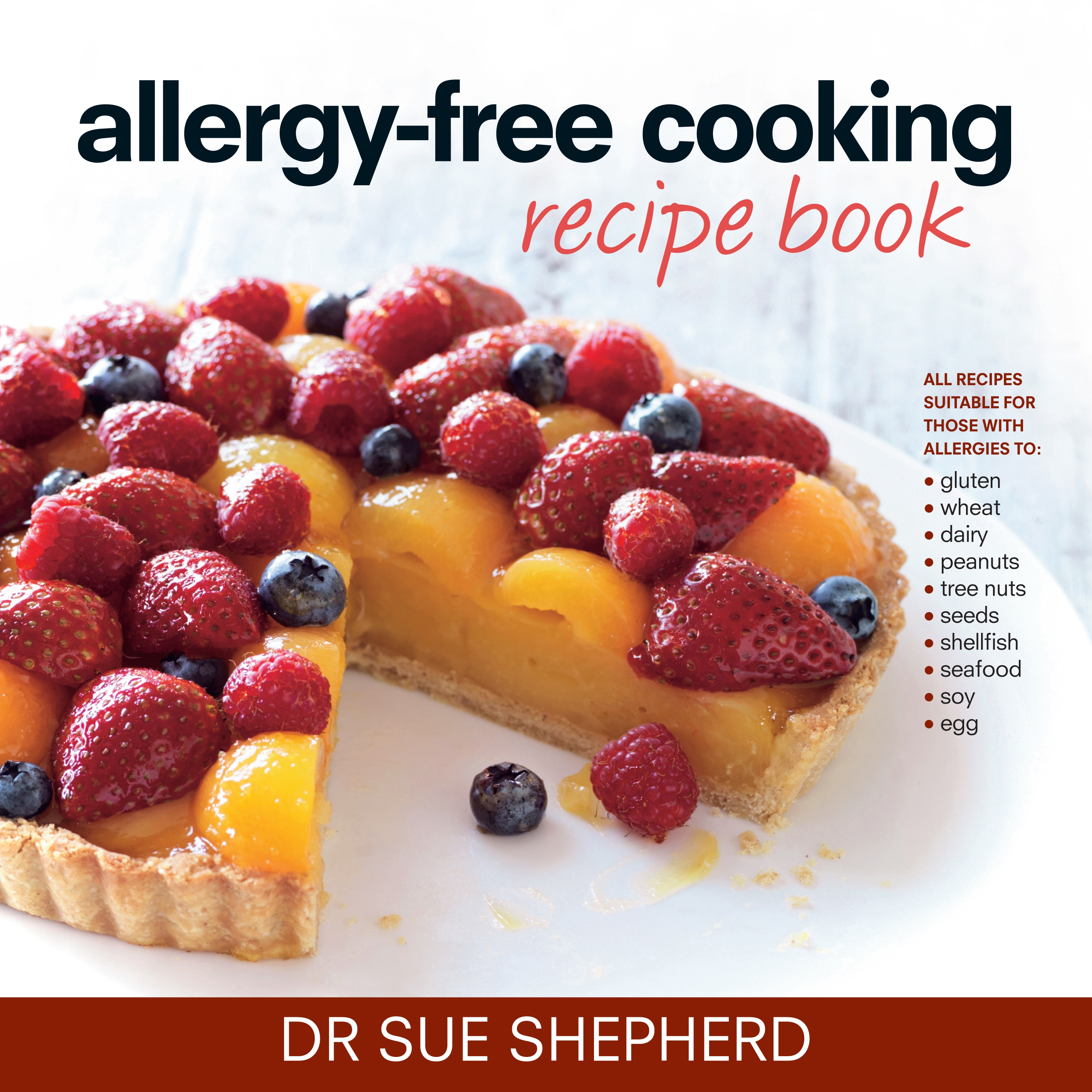 Allergy free cooking recipe book by sue shepherd penguin books allergy free cooking recipe book forumfinder Choice Image