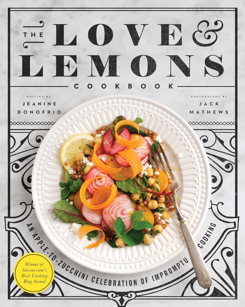 The love and lemons cookbook by jeanine donofrio penguin books hi res cover forumfinder