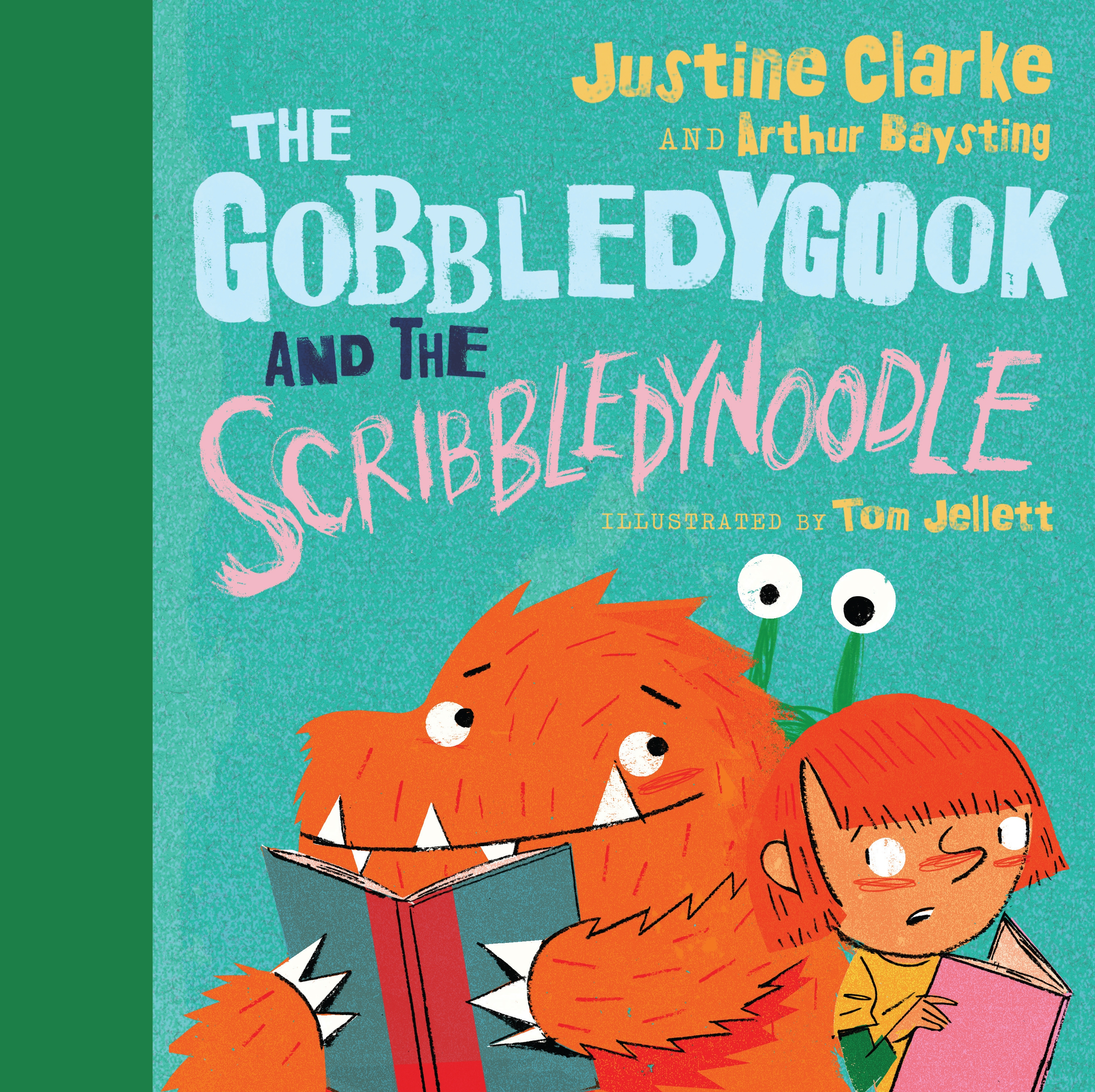 The Gobbledygook and the Scrib...