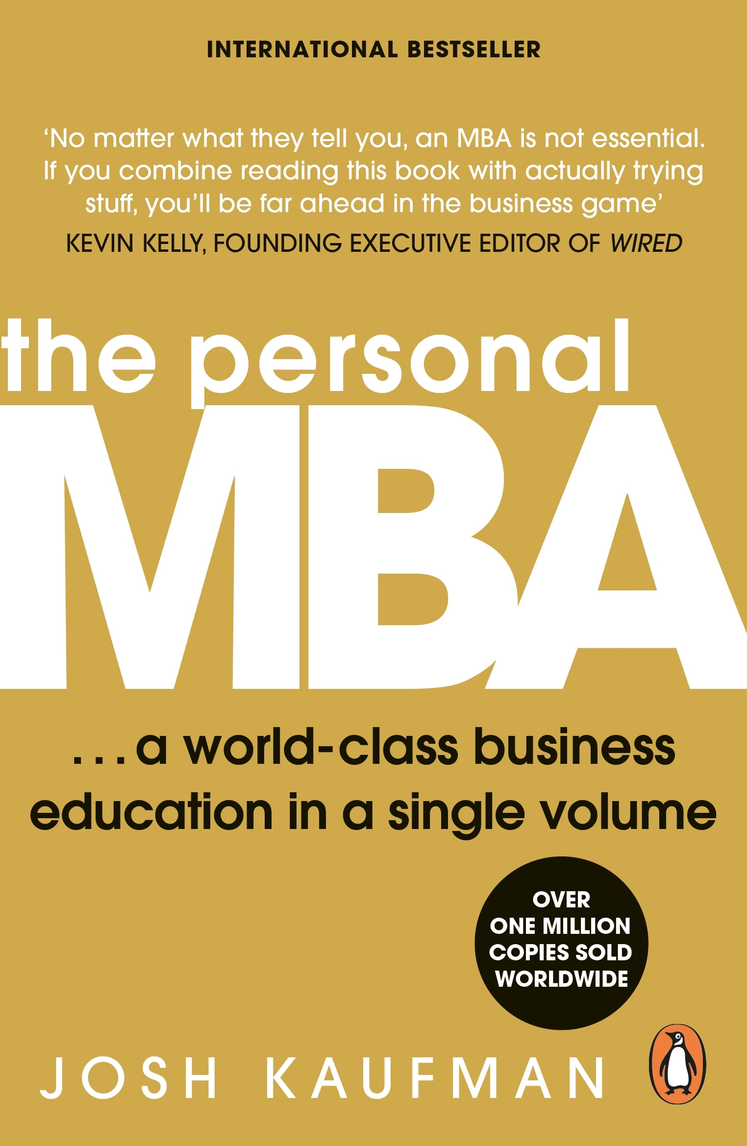 The Personal Mba by Josh Kaufman - Penguin Books Australia