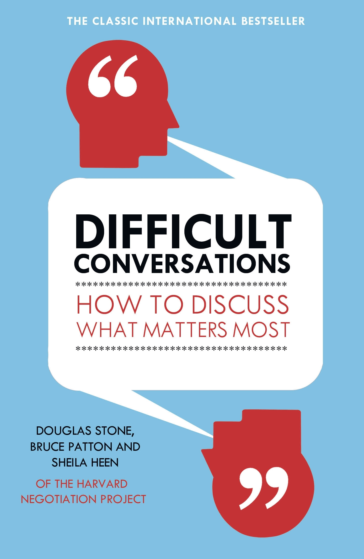 Difficult Conversations by Bruce Patton - Penguin Books Australia