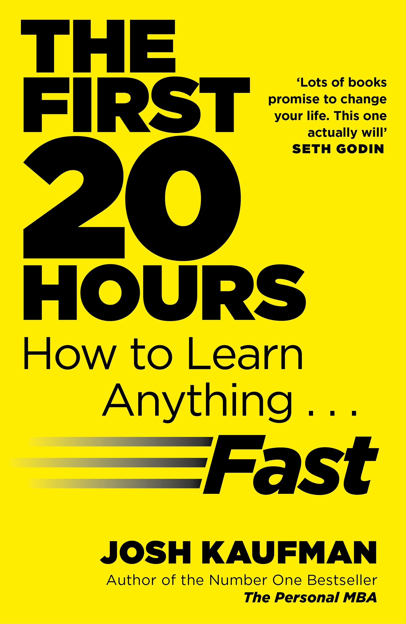 The First 20 Hours by Josh Kaufman - Penguin Books Australia