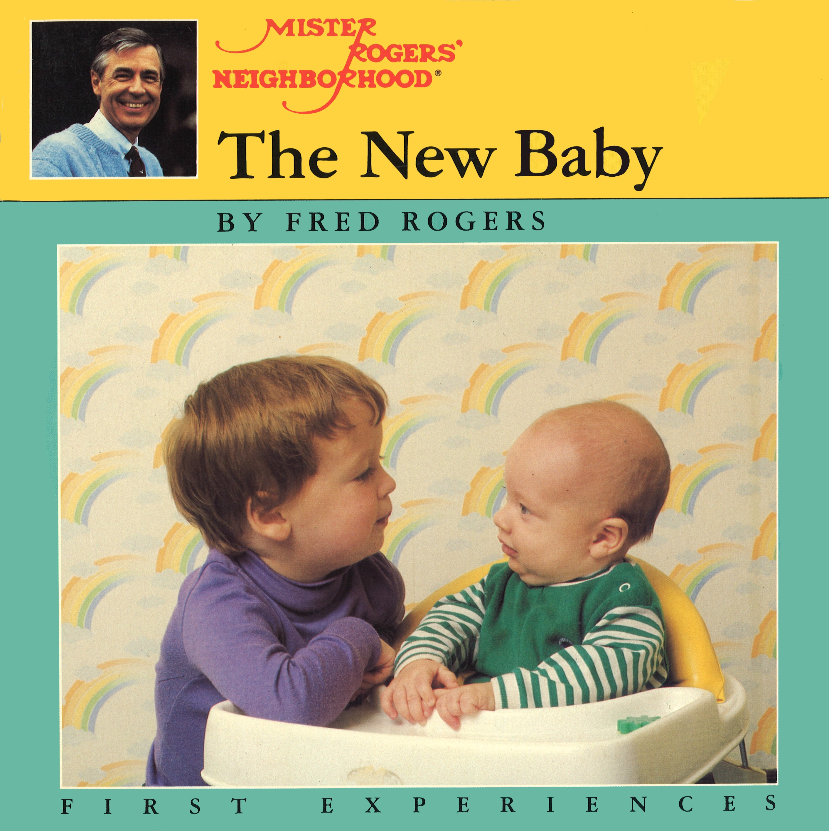 The New Baby By Fred Rogers Penguin Books Australia