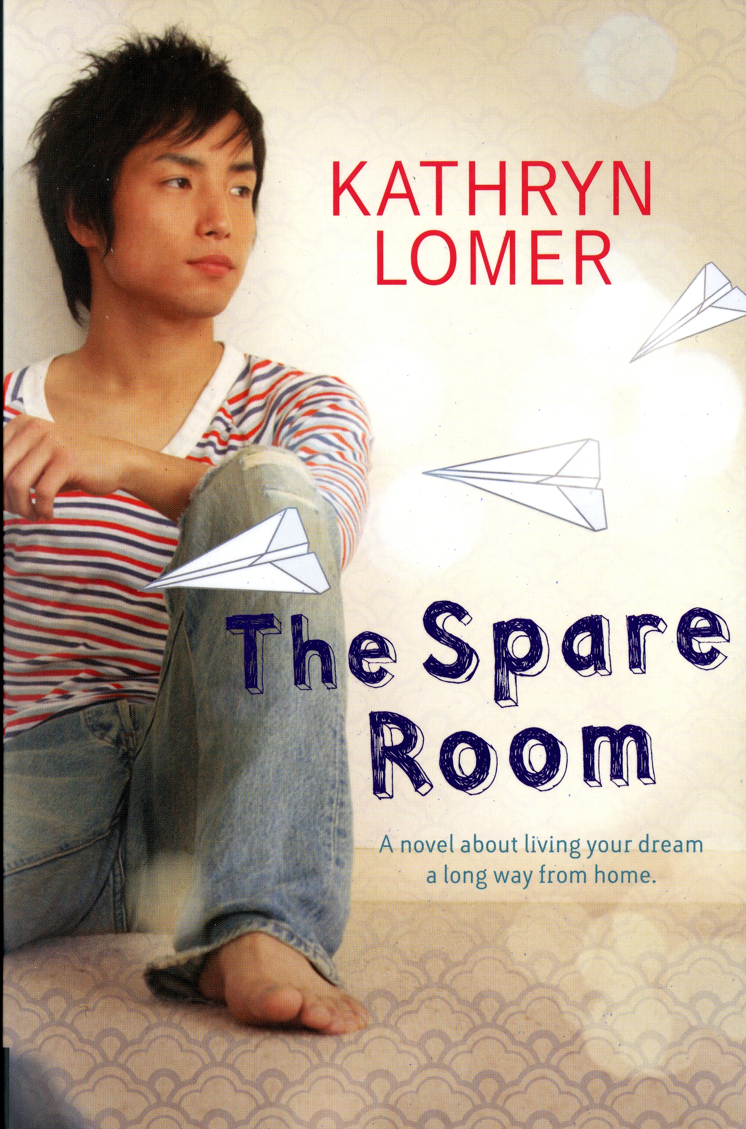 The Spare Room by Kathryn Lomer - Penguin Books Australia