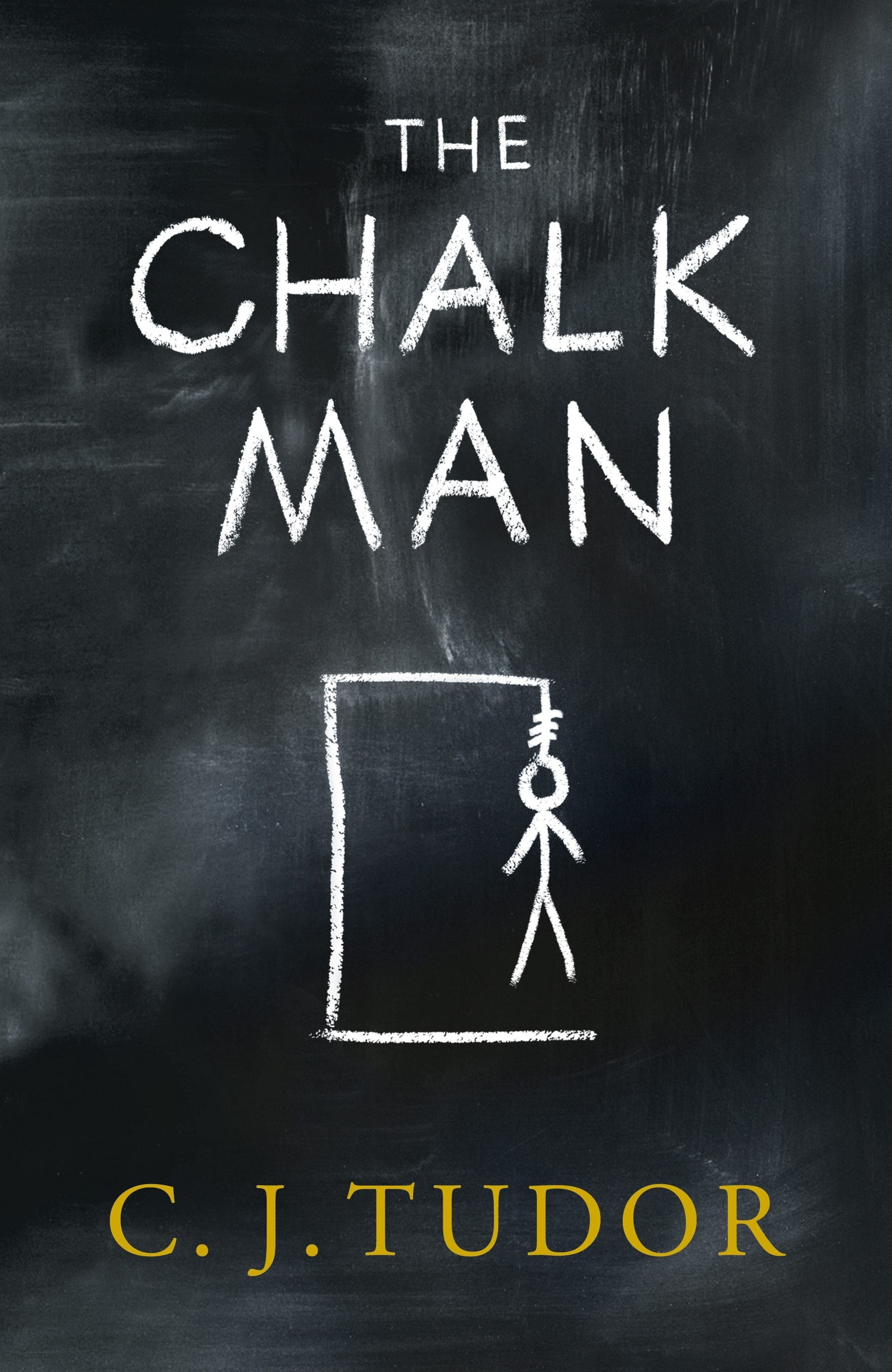 Image result for The Chalk Man by C.J. Tudor