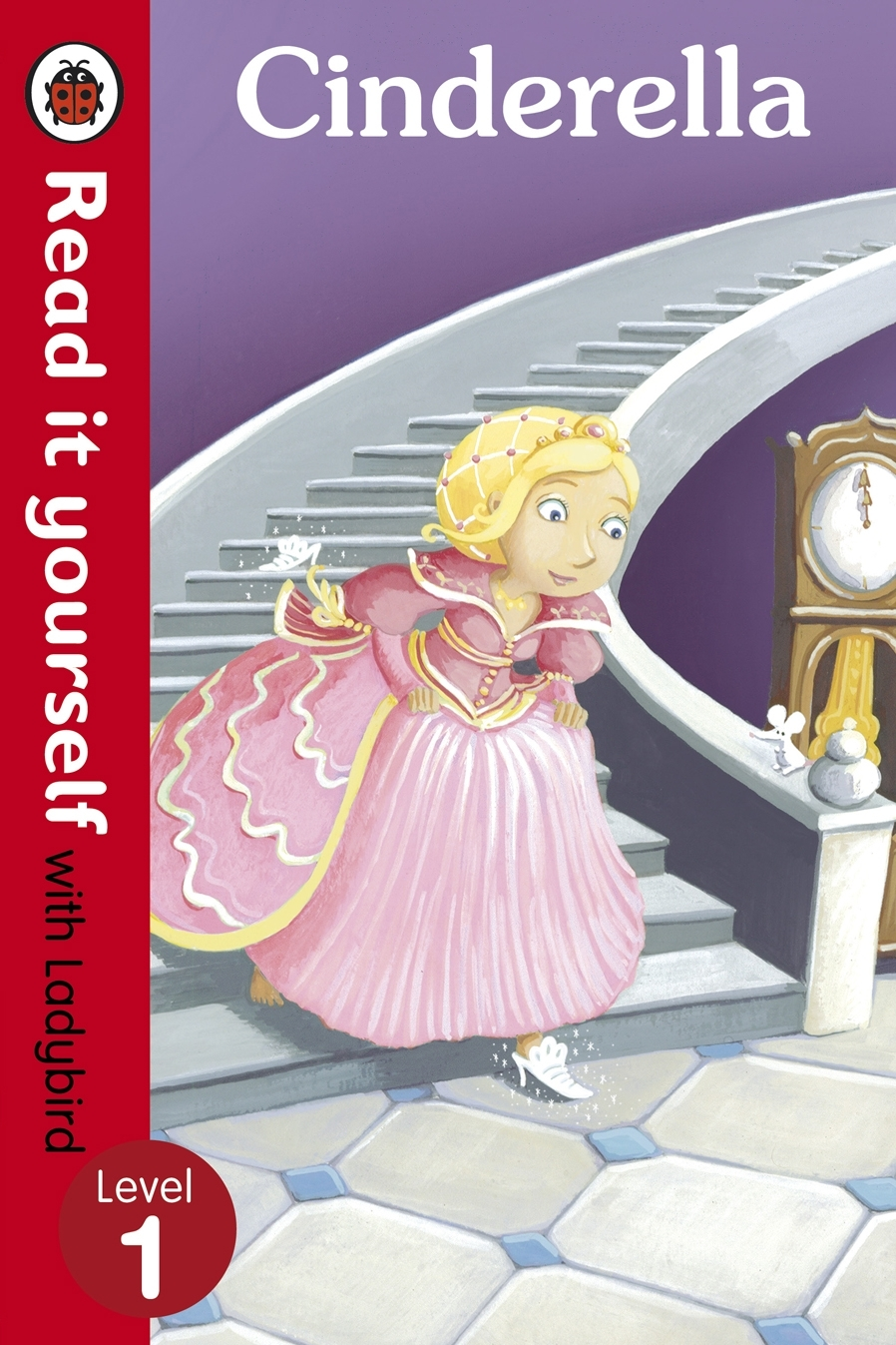 Book Cover Ideas About Yourself : Read it yourself with ladybird level cinderella