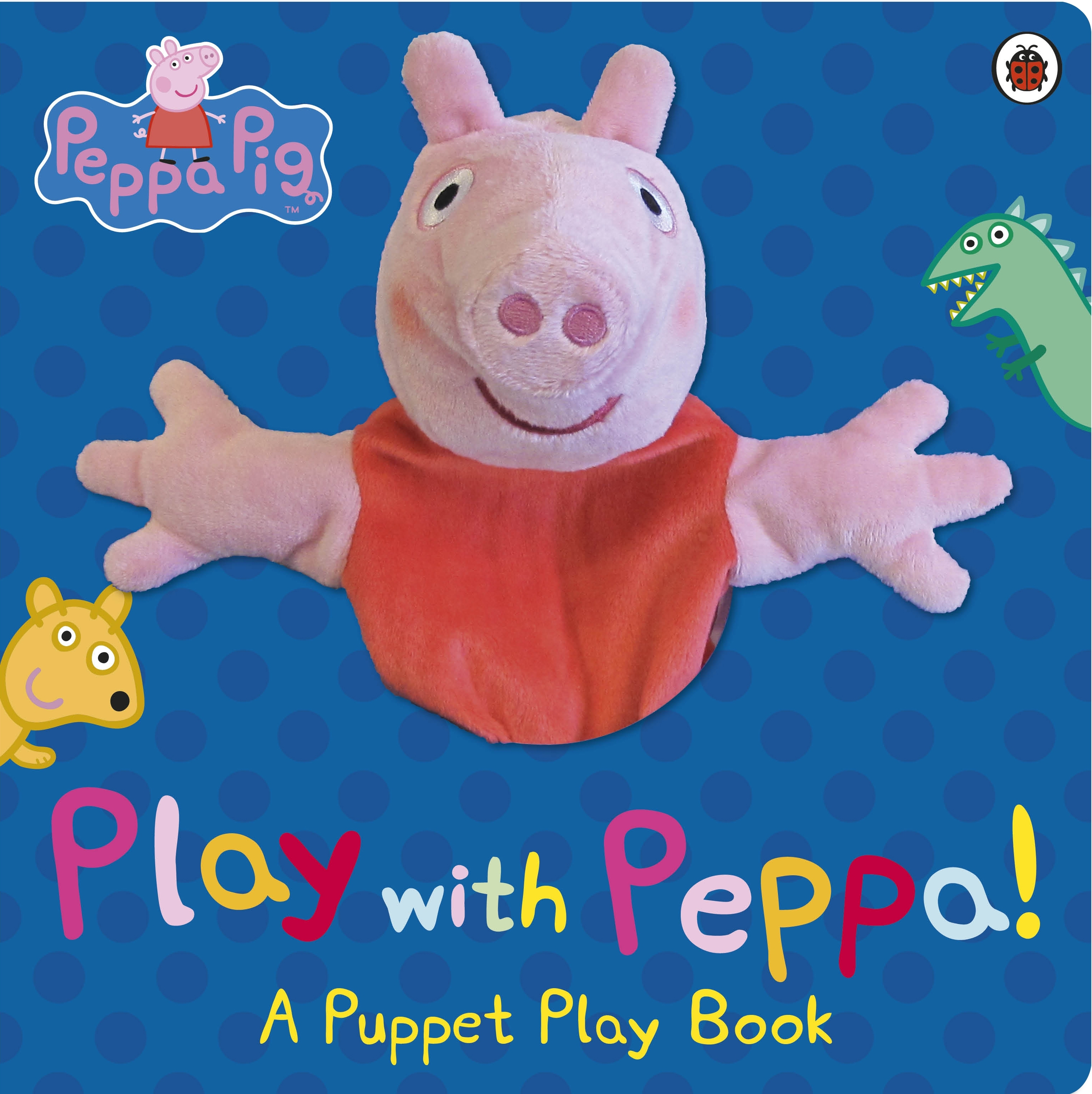 Peppa Pig Play With Peppa Penguin Books New Zealand