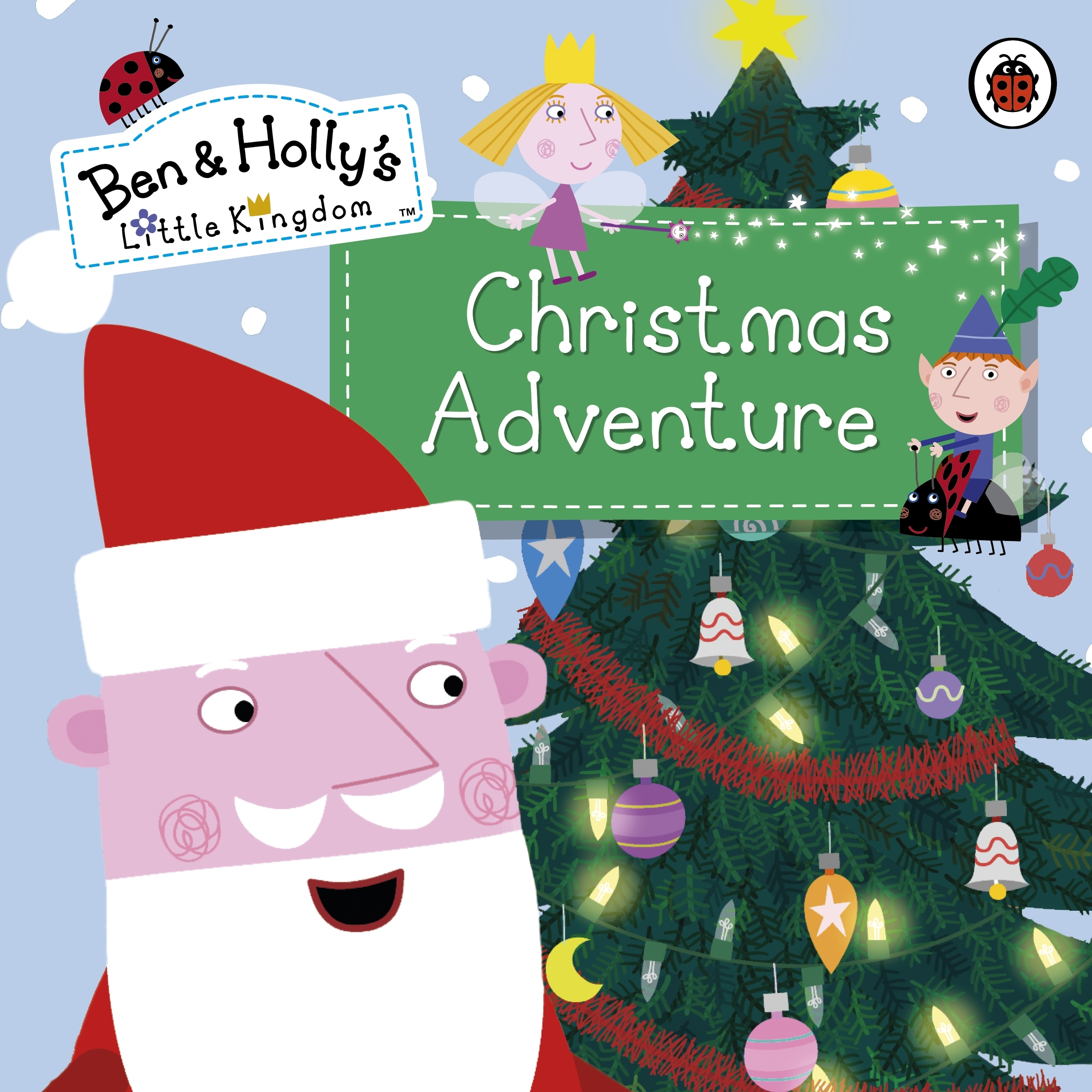 hi res cover ben and hollys - Ben And Holly Christmas