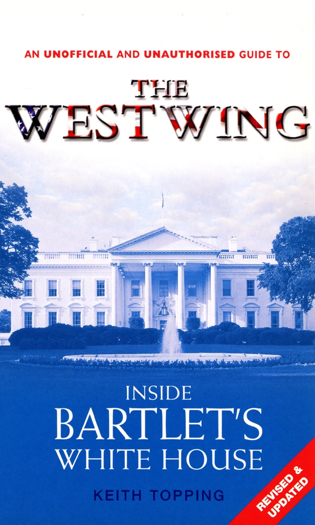 Book Cover White House ~ Inside bartlet s white house by keith topping penguin