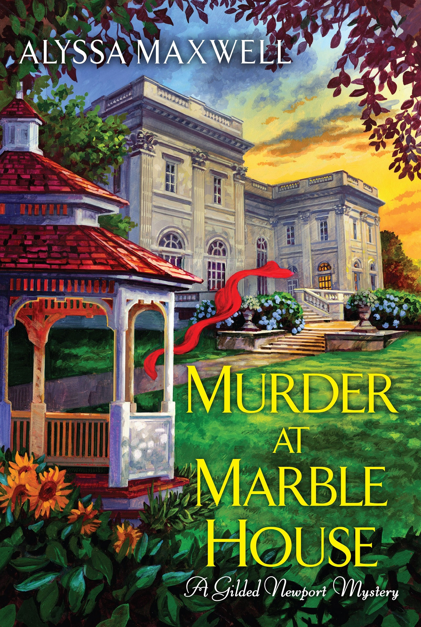 Murder At Marble House by Alyssa Maxwell - Penguin Books
