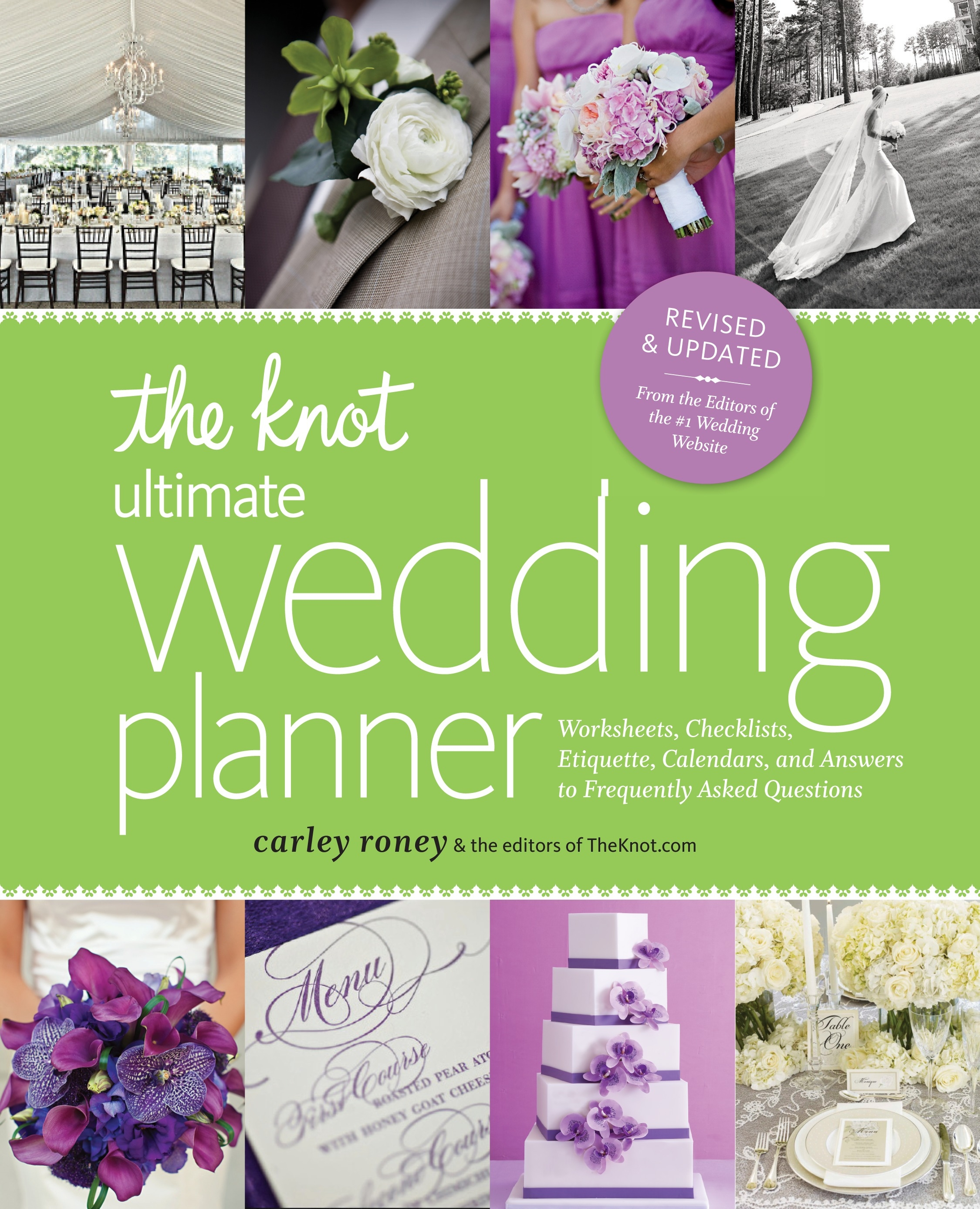 The Knot Ultimate Wedding Planner by Carley Roney - Penguin Books Australia