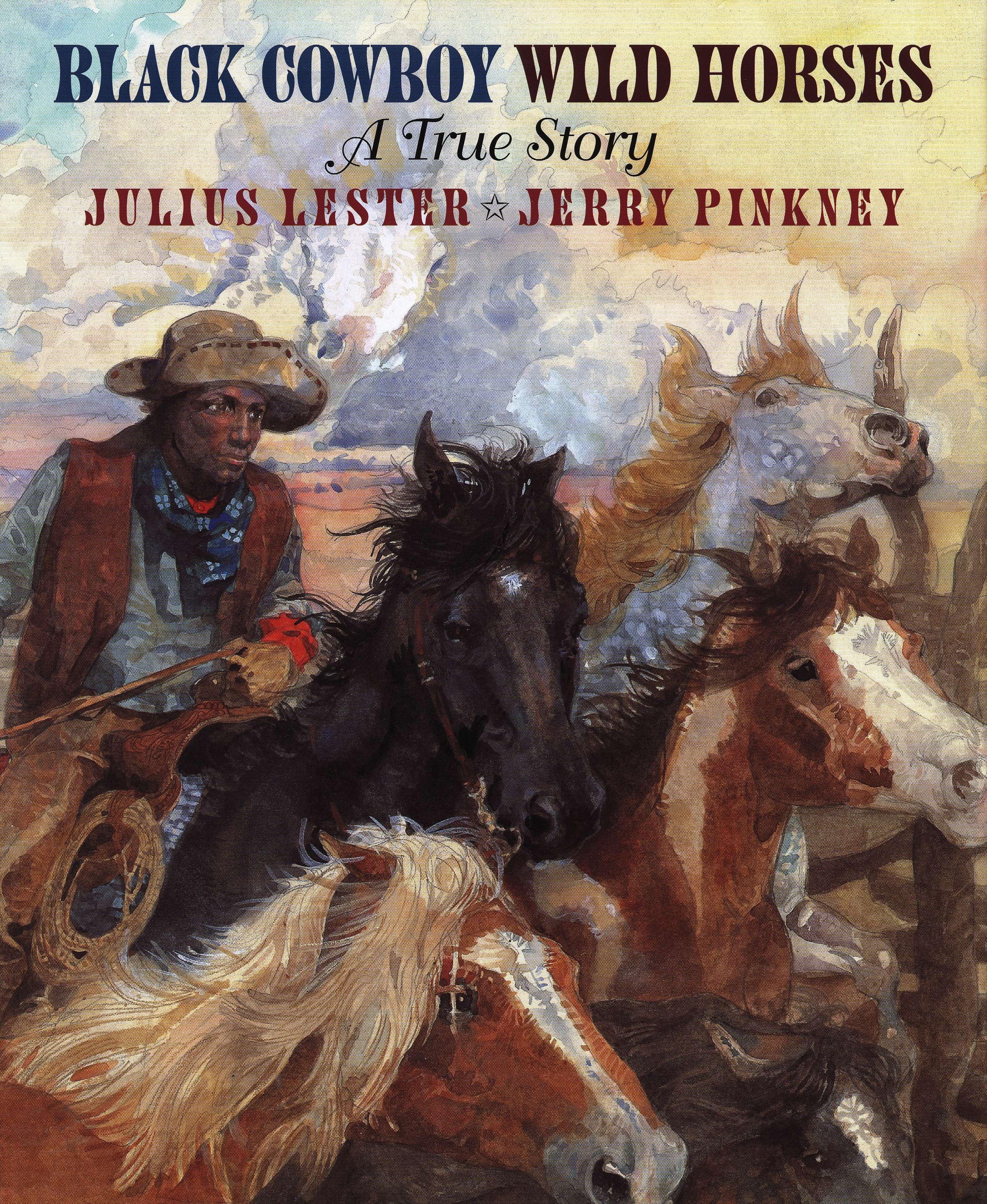 Black Cowboy Wild Horses By Julius Lester Penguin Books Australia