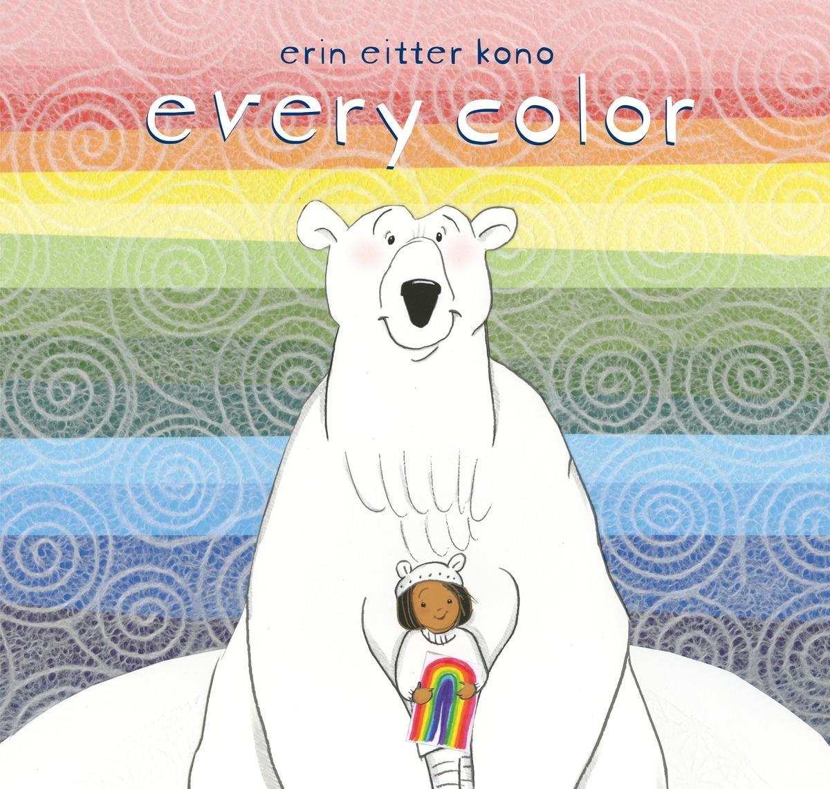 Every Color by Erin Eitter Kono - Penguin Books Australia