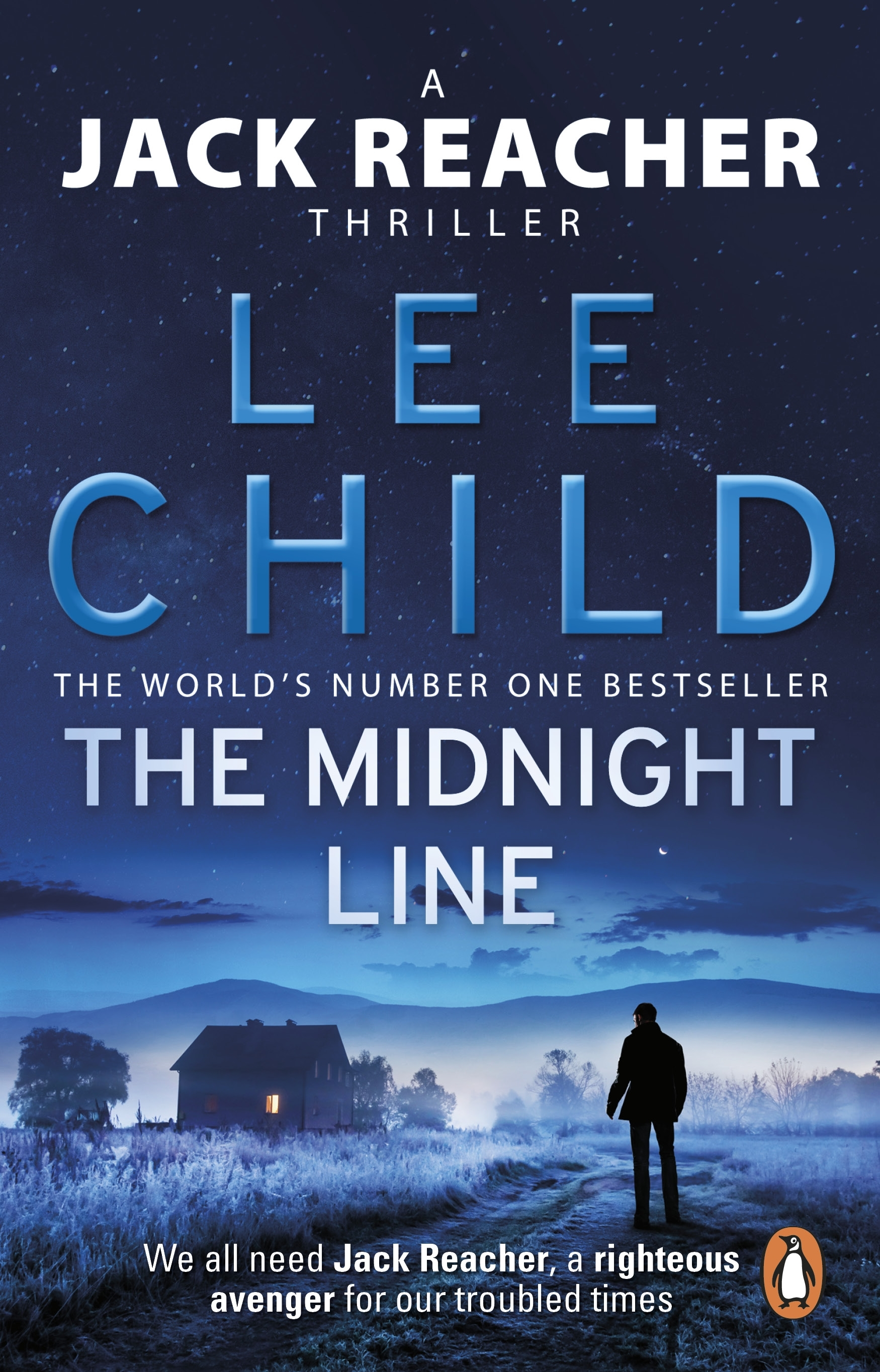 The Midnight Line By Lee Child Penguin Books Australia