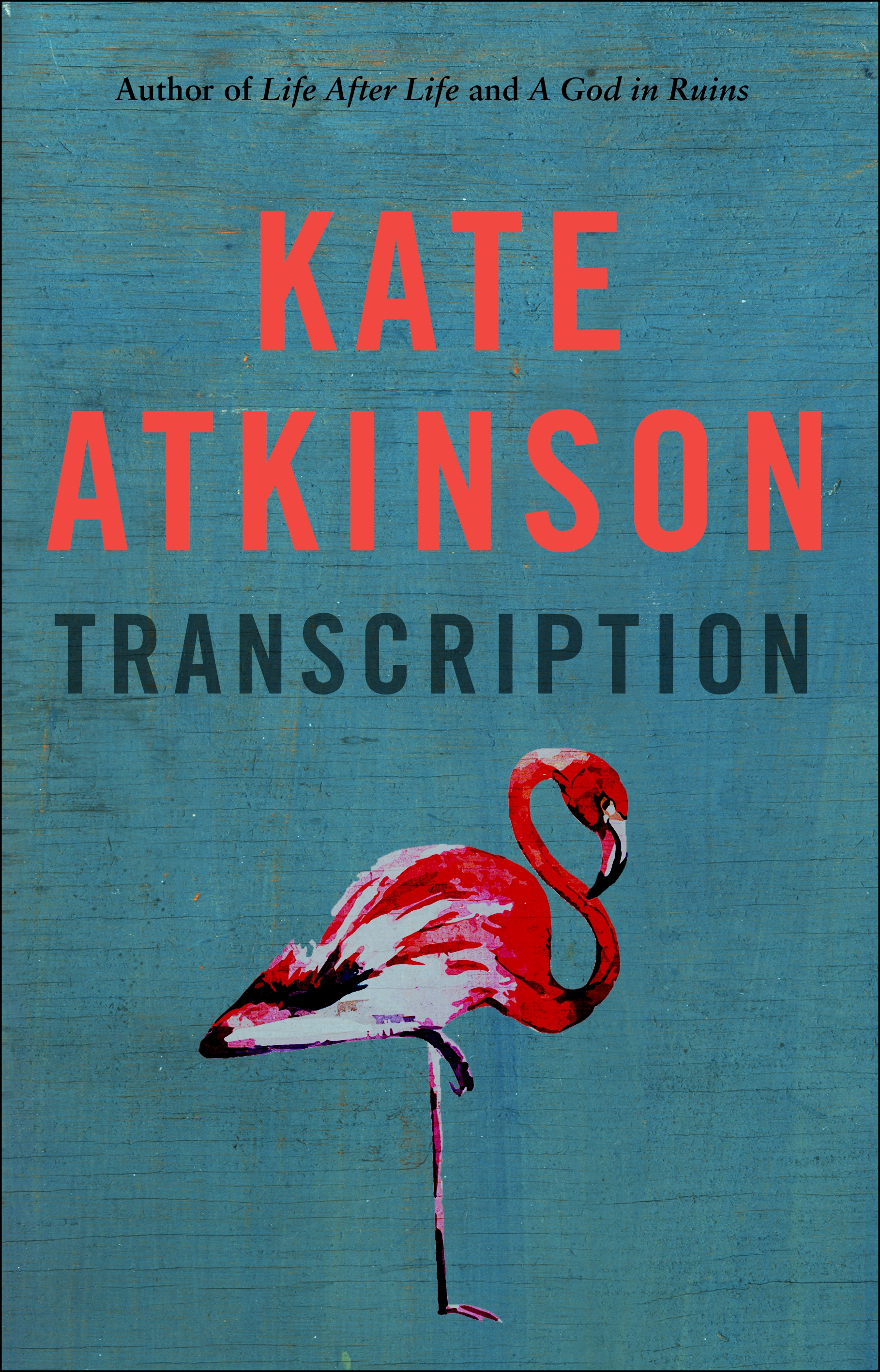 Image result for transcription by kate atkinson