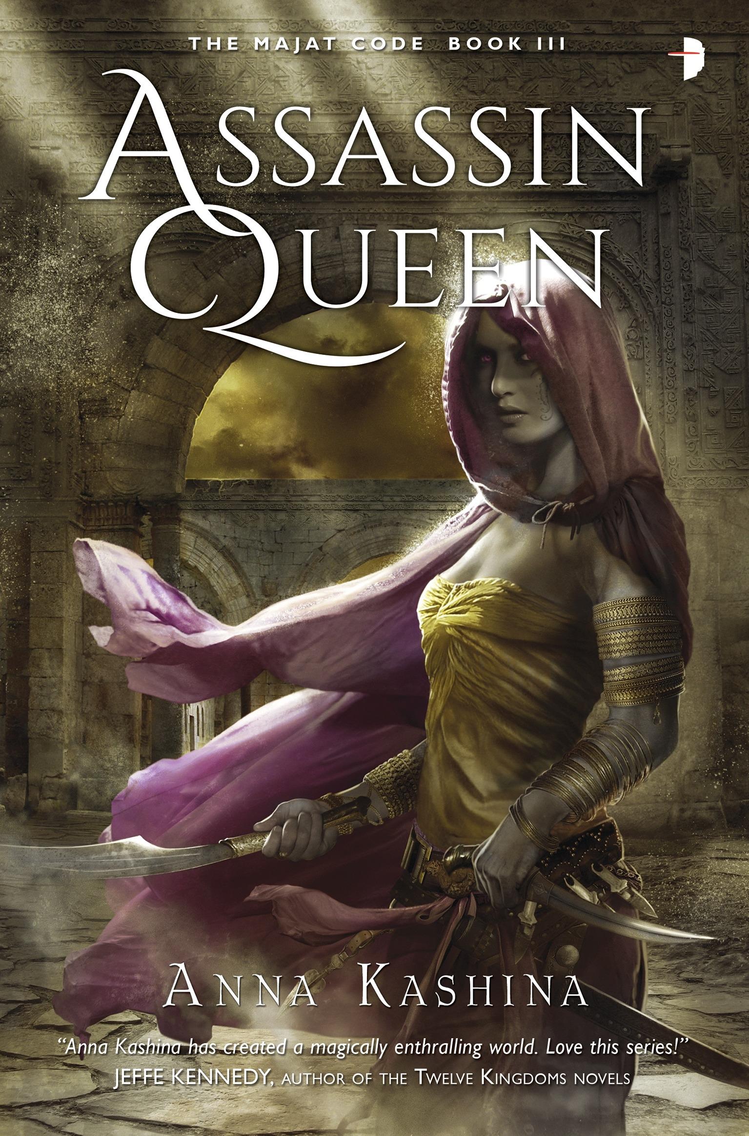 Assassin Queen by Anna Kashina - Penguin Books Australia