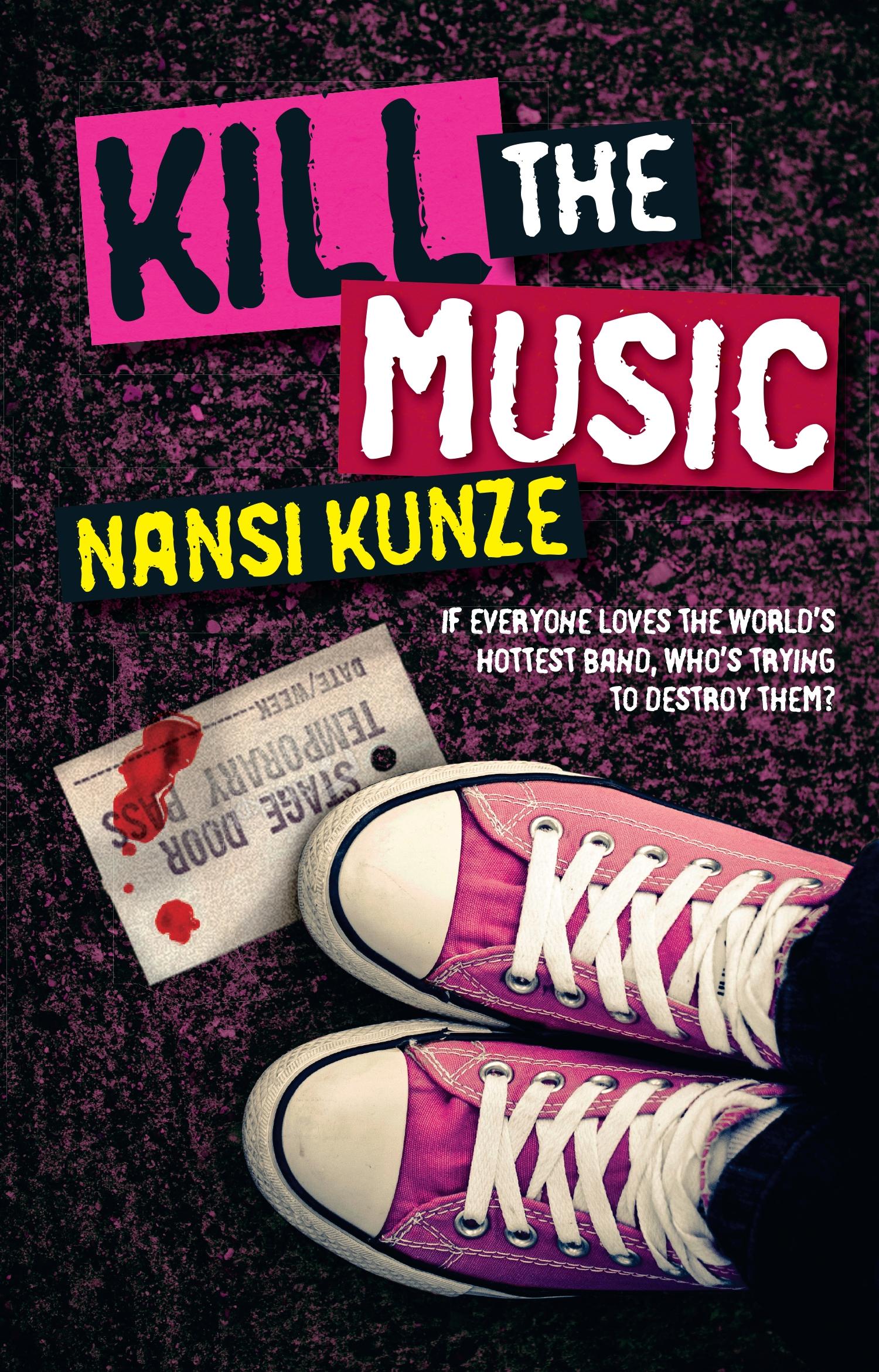 Kill the Music by Nansi Kunze - Penguin Books Australia