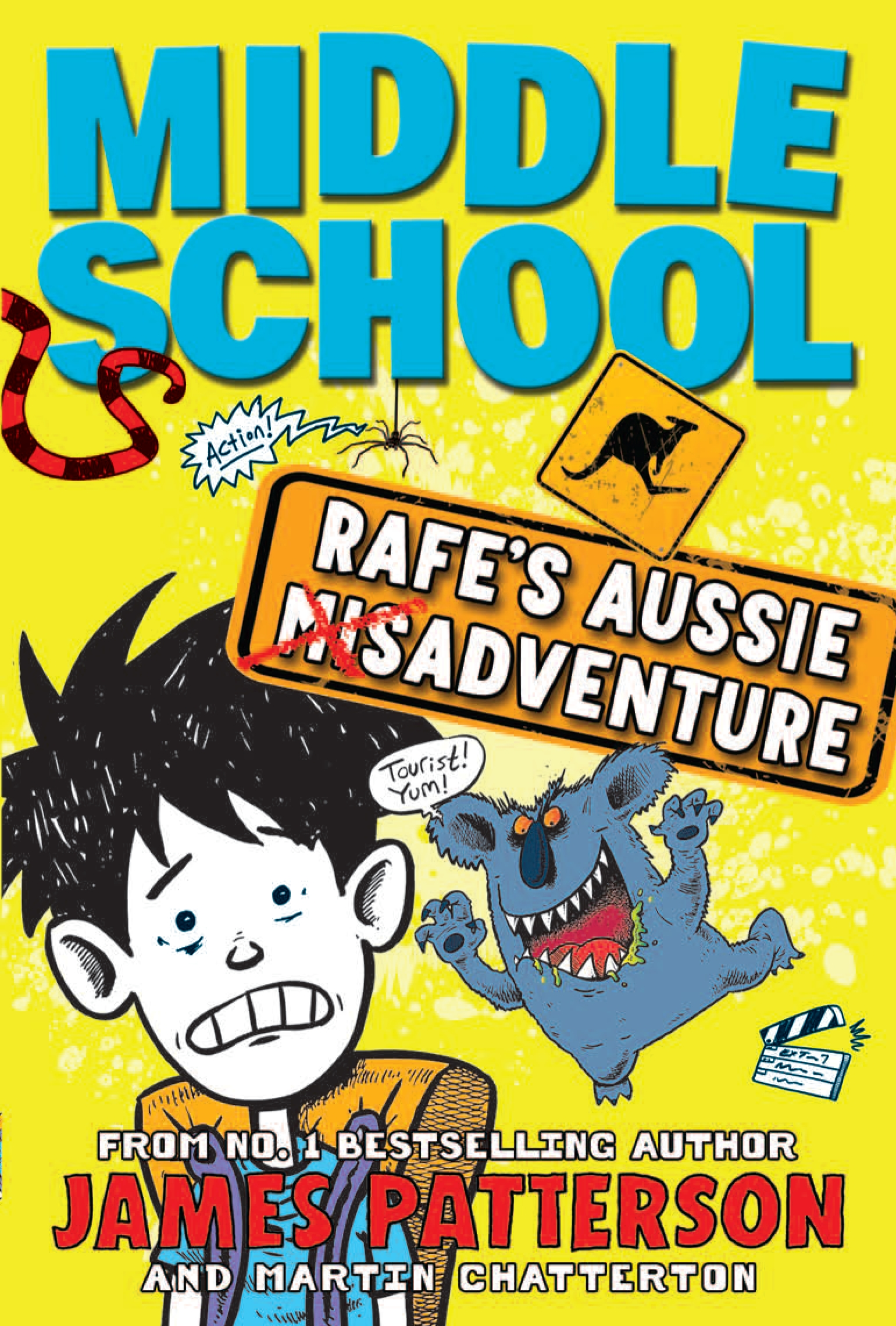 School Book Cover Images : Middle school rafe s aussie adventure by james patterson